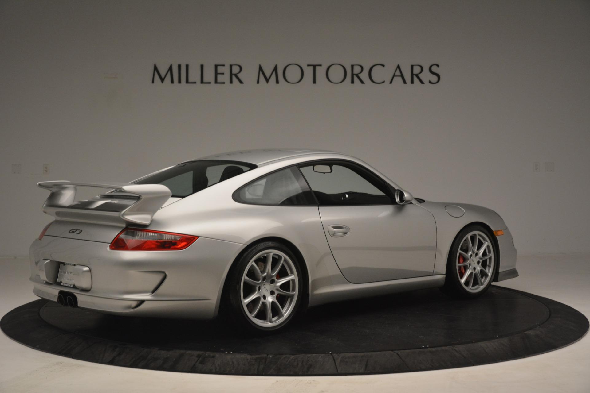 Used 2007 Porsche 911 GT3 For Sale In Westport, CT 3120_p8