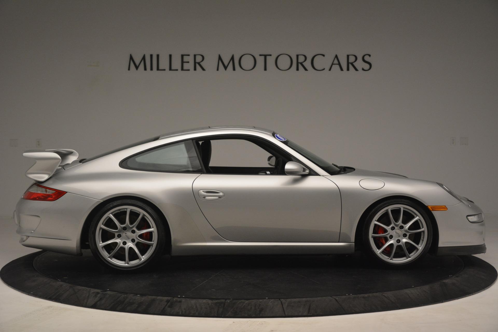 Used 2007 Porsche 911 GT3 For Sale In Westport, CT 3120_p9