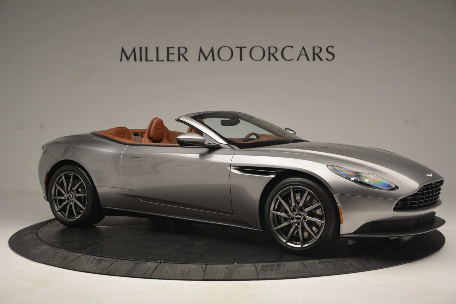 New 2019 Aston Martin DB11 V8 Convertible For Sale In Westport, CT 3121_p10