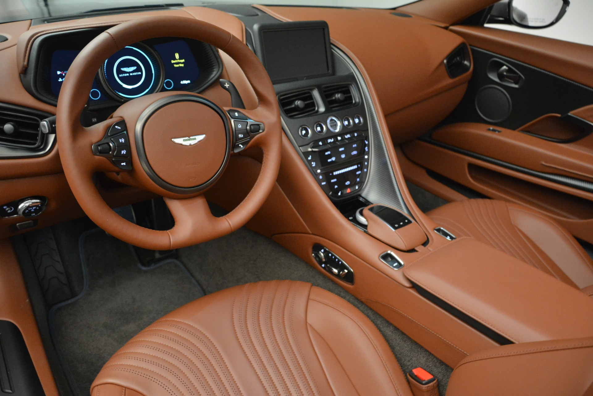New 2019 Aston Martin DB11 V8 Convertible For Sale In Westport, CT 3121_p18