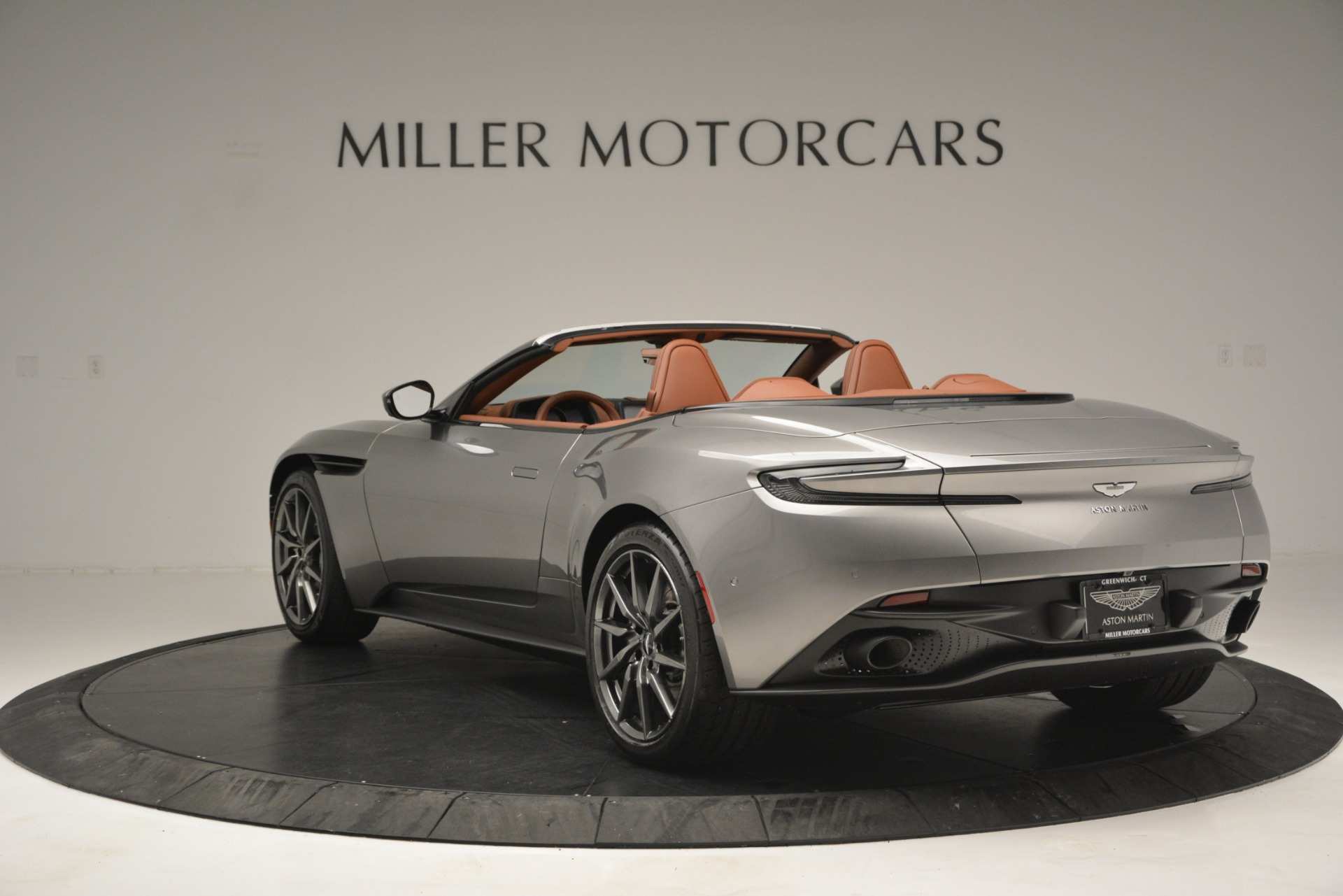 New 2019 Aston Martin DB11 V8 Convertible For Sale In Westport, CT 3121_p5