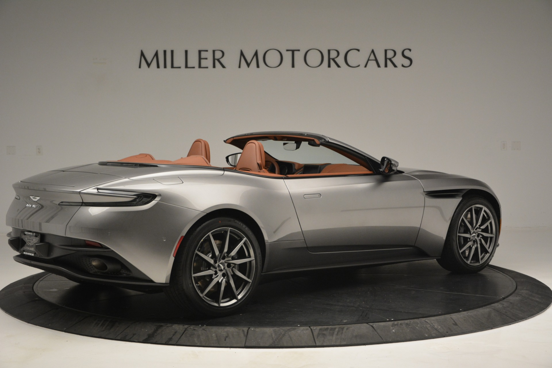 New 2019 Aston Martin DB11 V8 Convertible For Sale In Westport, CT 3121_p8