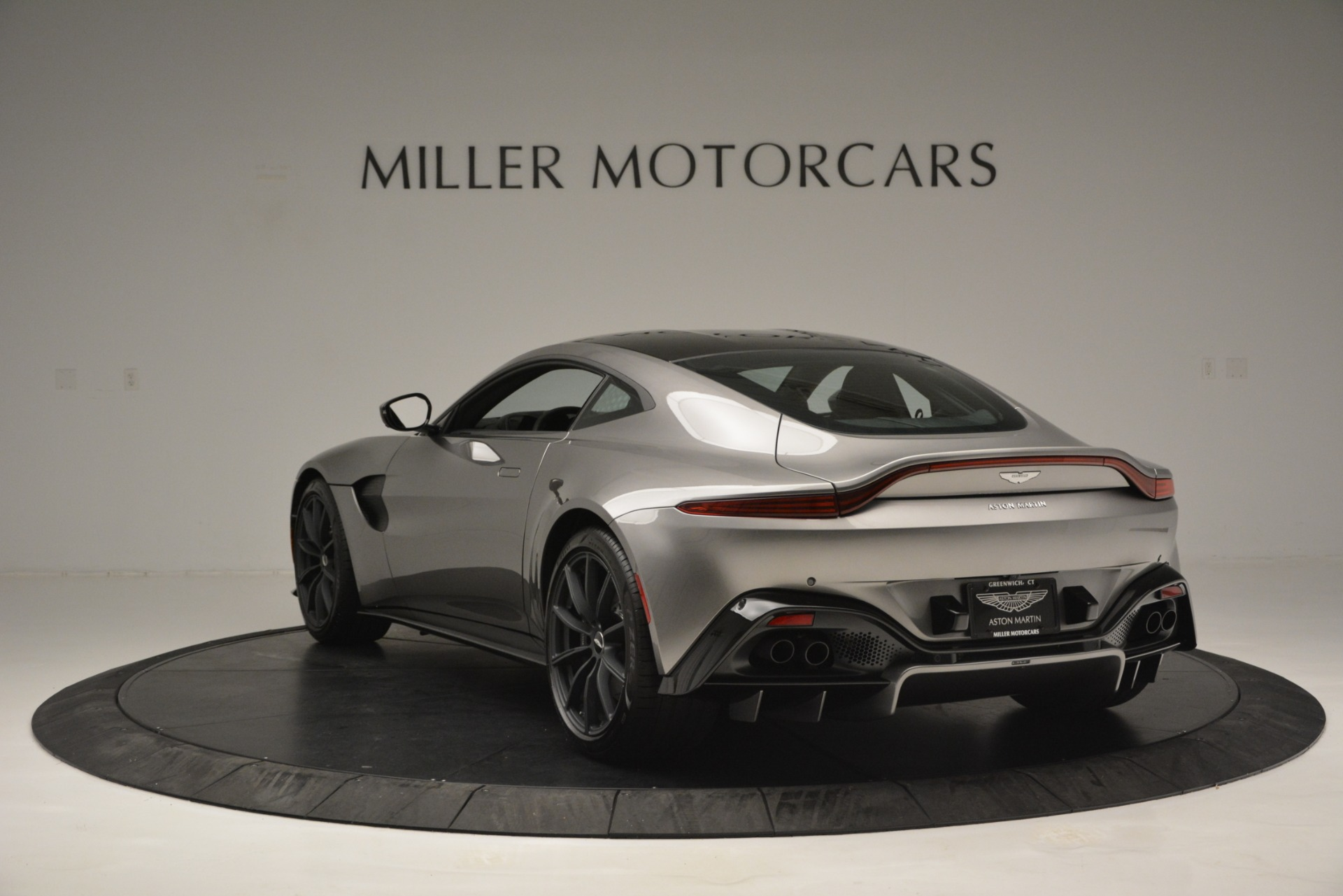 New 2019 Aston Martin Vantage Coupe For Sale In Westport, CT 3122_p5