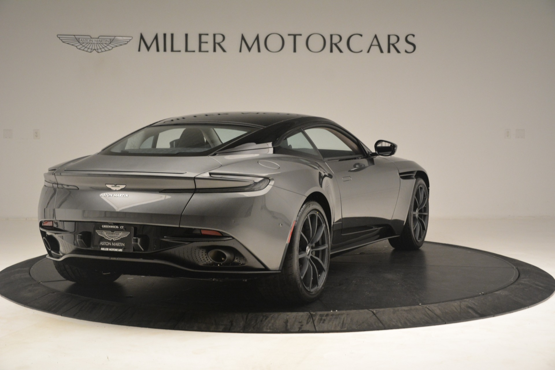 New 2019 Aston Martin DB11 V12 AMR Coupe For Sale In Westport, CT 3123_p7