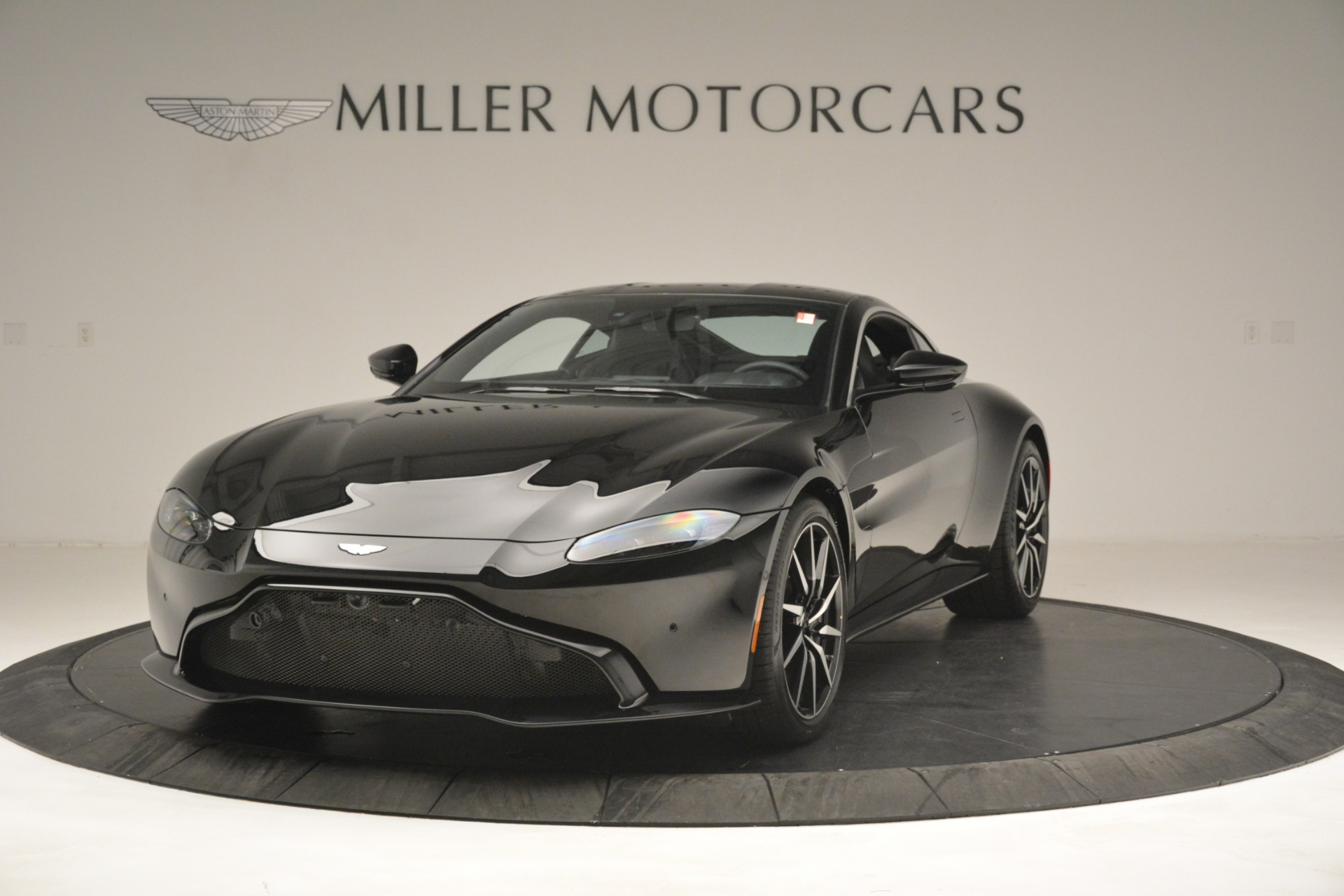 New 2019 Aston Martin Vantage V8 For Sale In Westport, CT 3124_p2