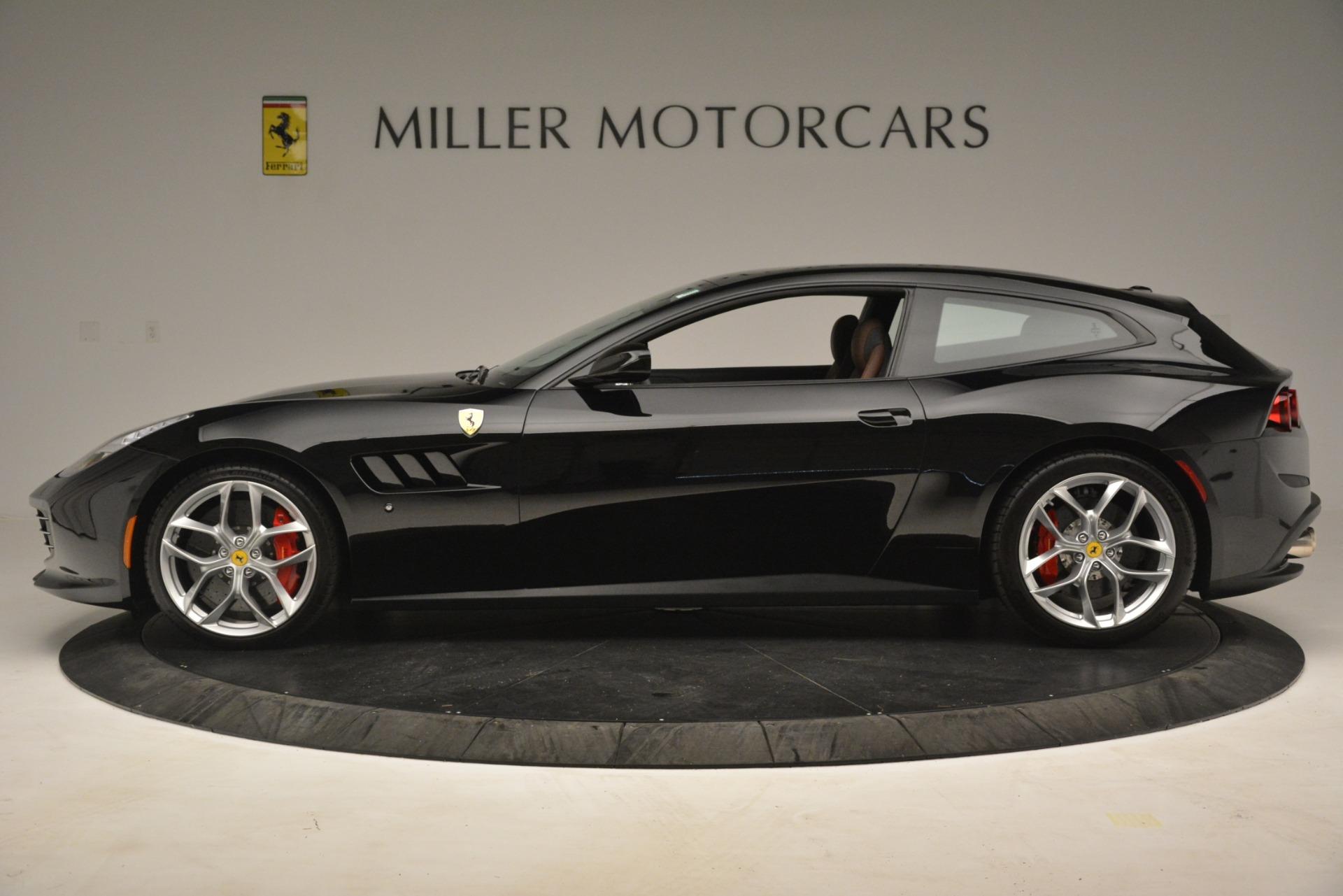 Used 2018 Ferrari GTC4Lusso T  For Sale In Westport, CT 3125_p3