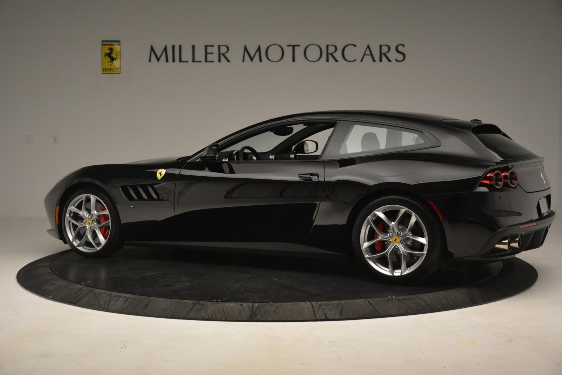 Used 2018 Ferrari GTC4Lusso T  For Sale In Westport, CT 3125_p4