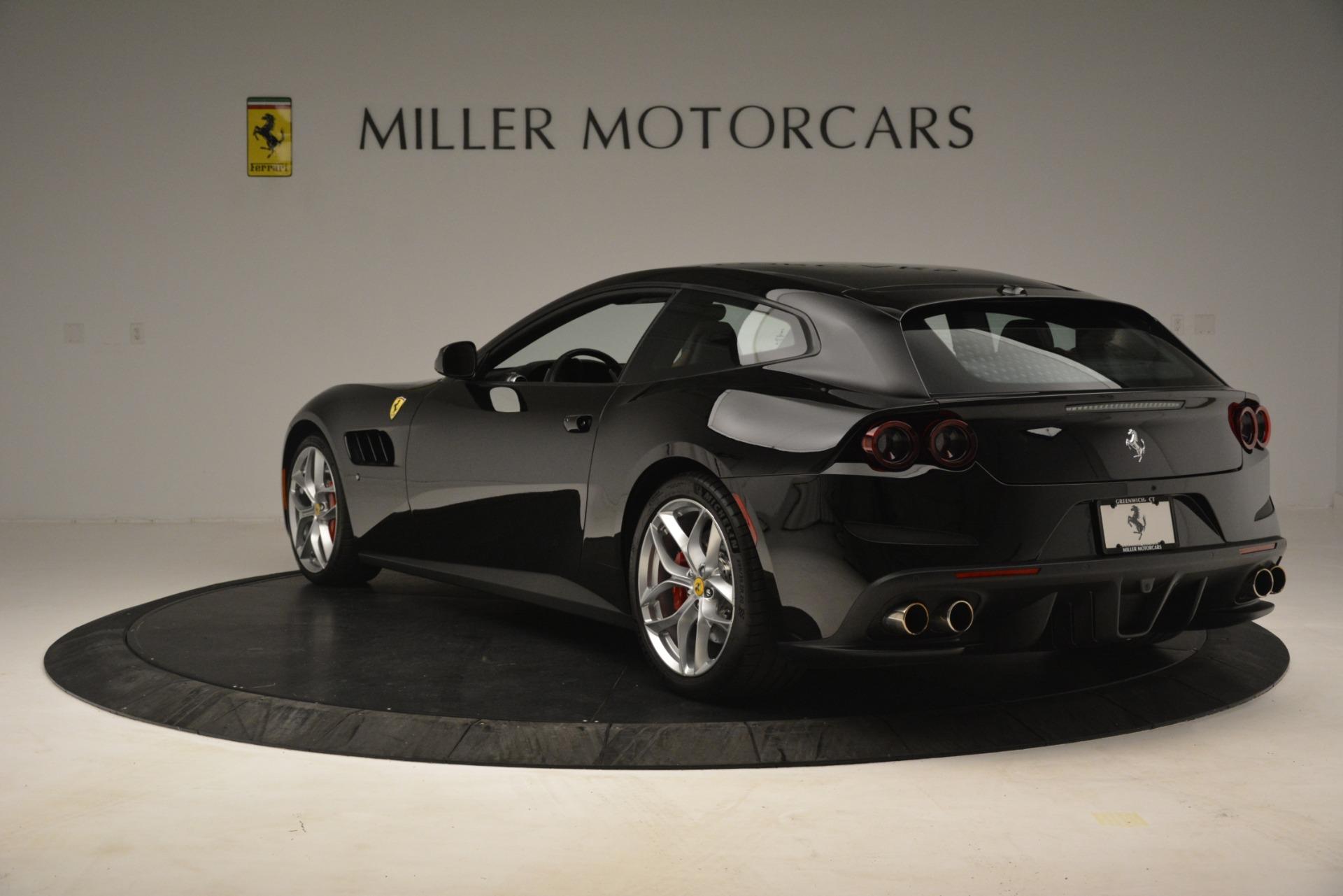 Used 2018 Ferrari GTC4Lusso T  For Sale In Westport, CT 3125_p5