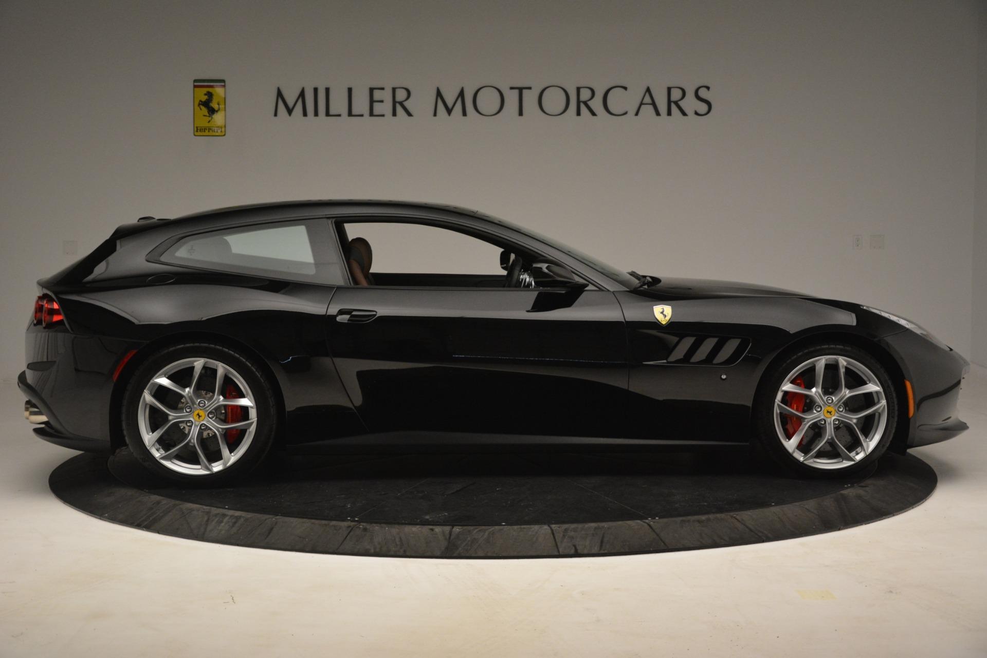 Used 2018 Ferrari GTC4Lusso T  For Sale In Westport, CT 3125_p9