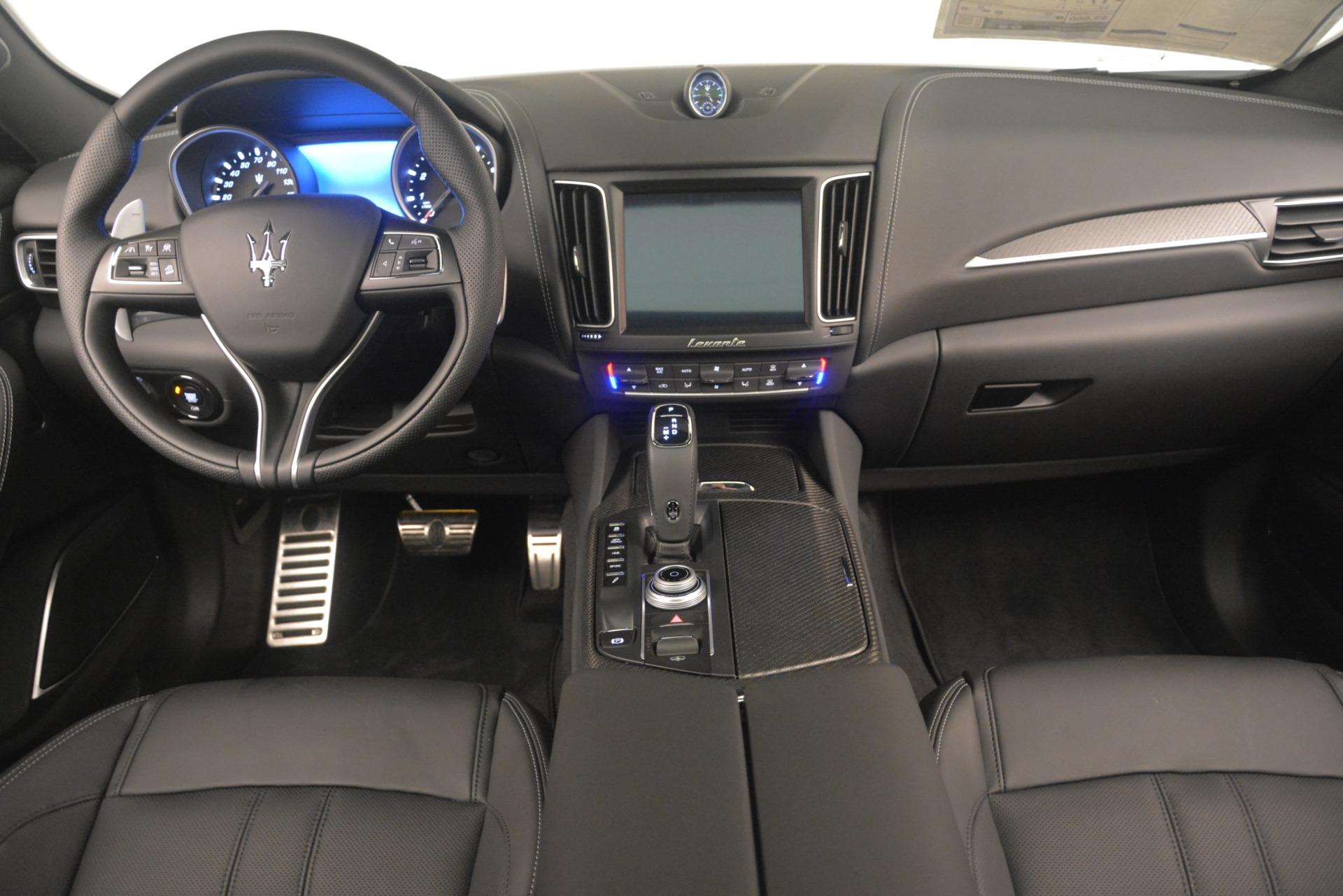 New 2019 Maserati Levante S Q4 GranSport For Sale In Westport, CT 3126_p16