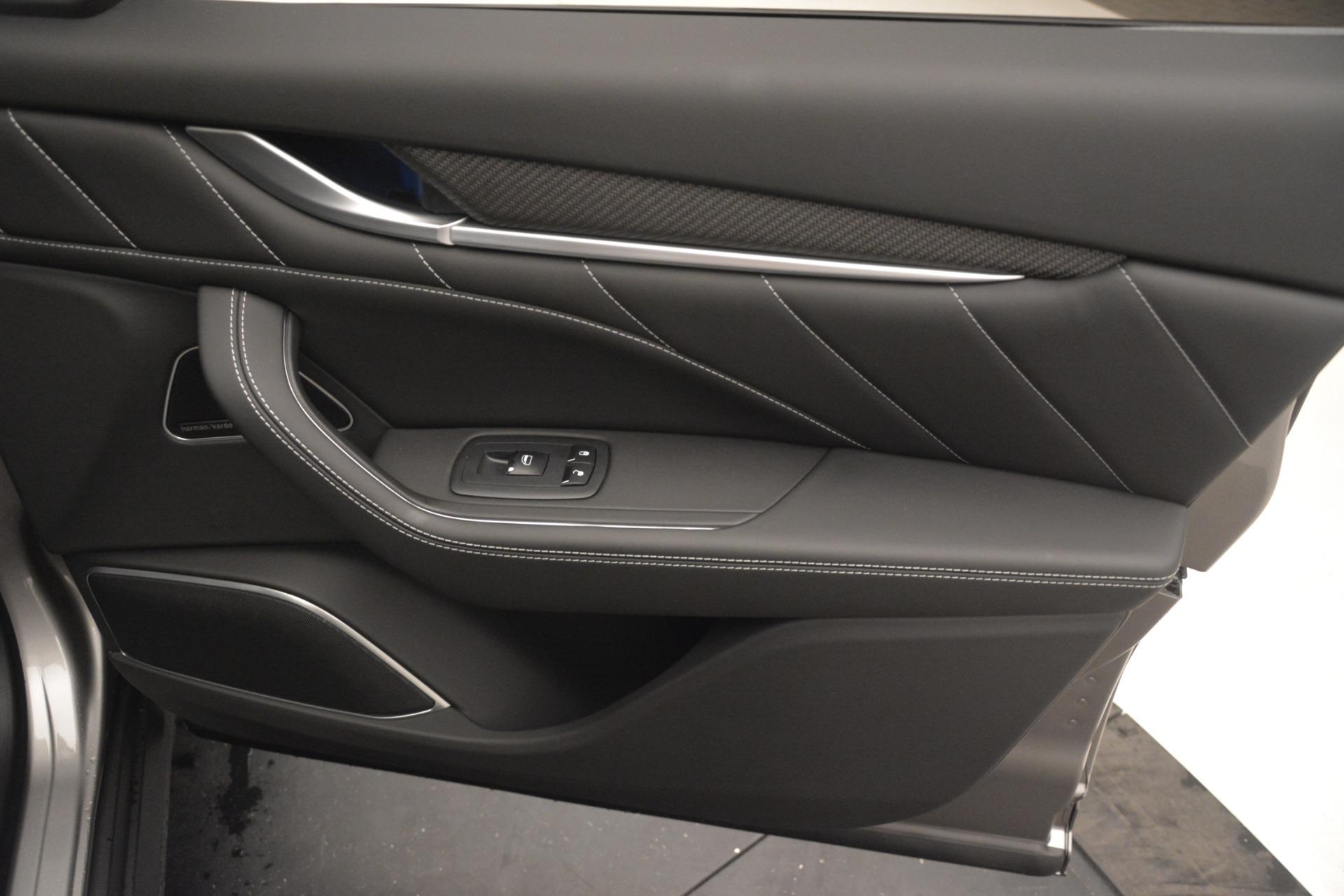 New 2019 Maserati Levante S Q4 GranSport For Sale In Westport, CT 3126_p25