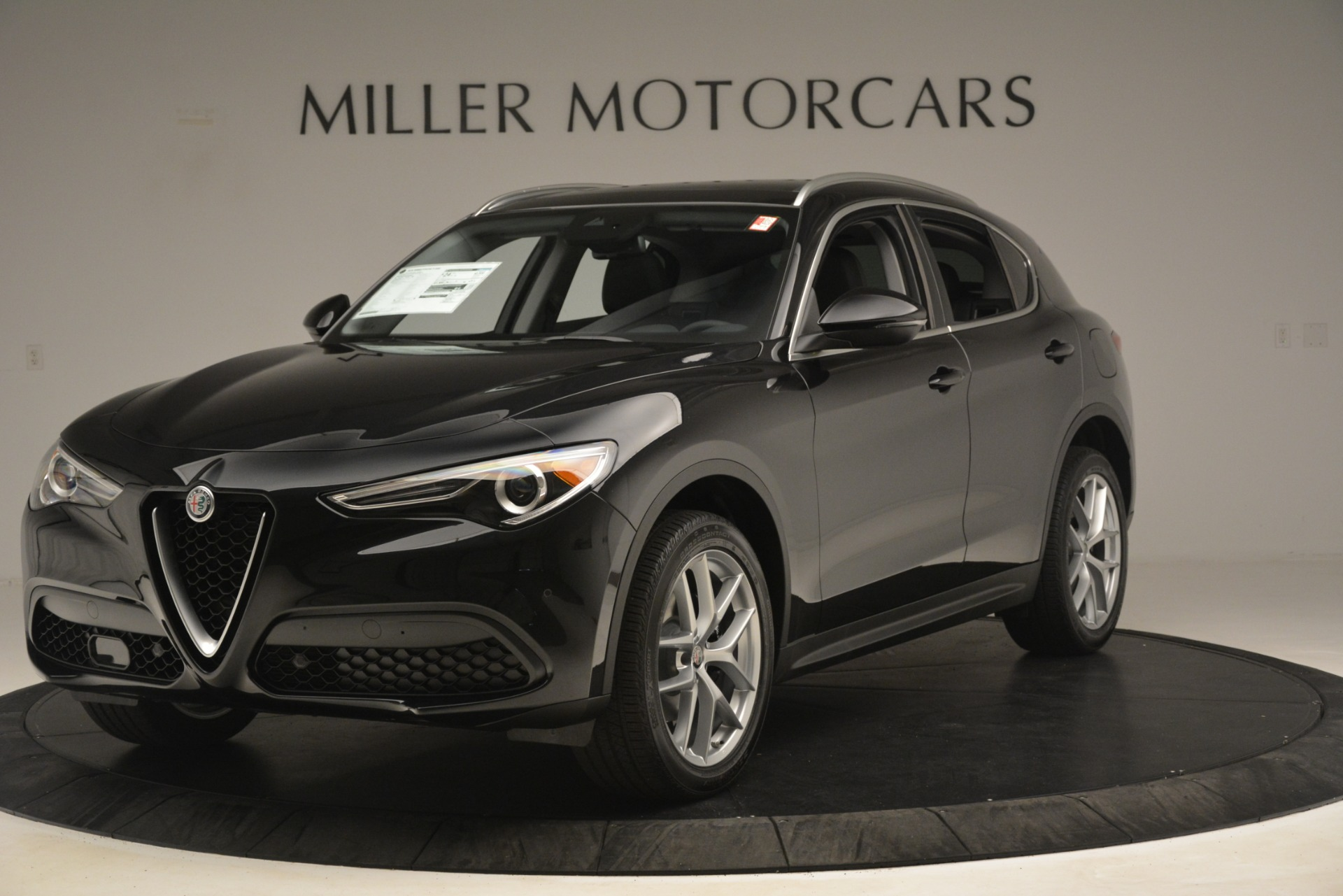 New 2019 Alfa Romeo Stelvio Ti Q4 For Sale In Westport, CT 3127_main