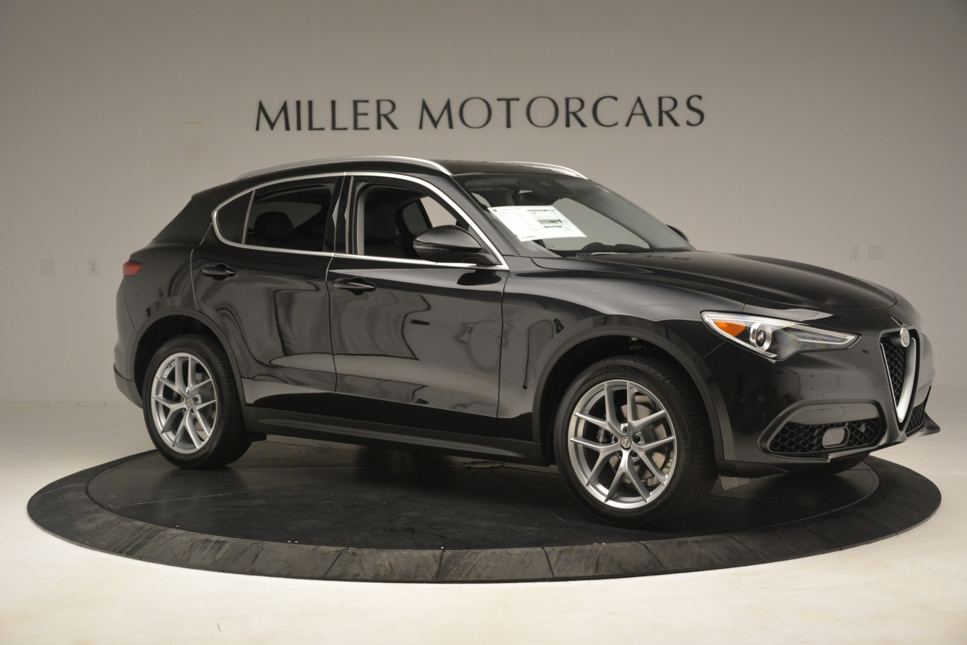 New 2019 Alfa Romeo Stelvio Ti Q4 For Sale In Westport, CT 3127_p10