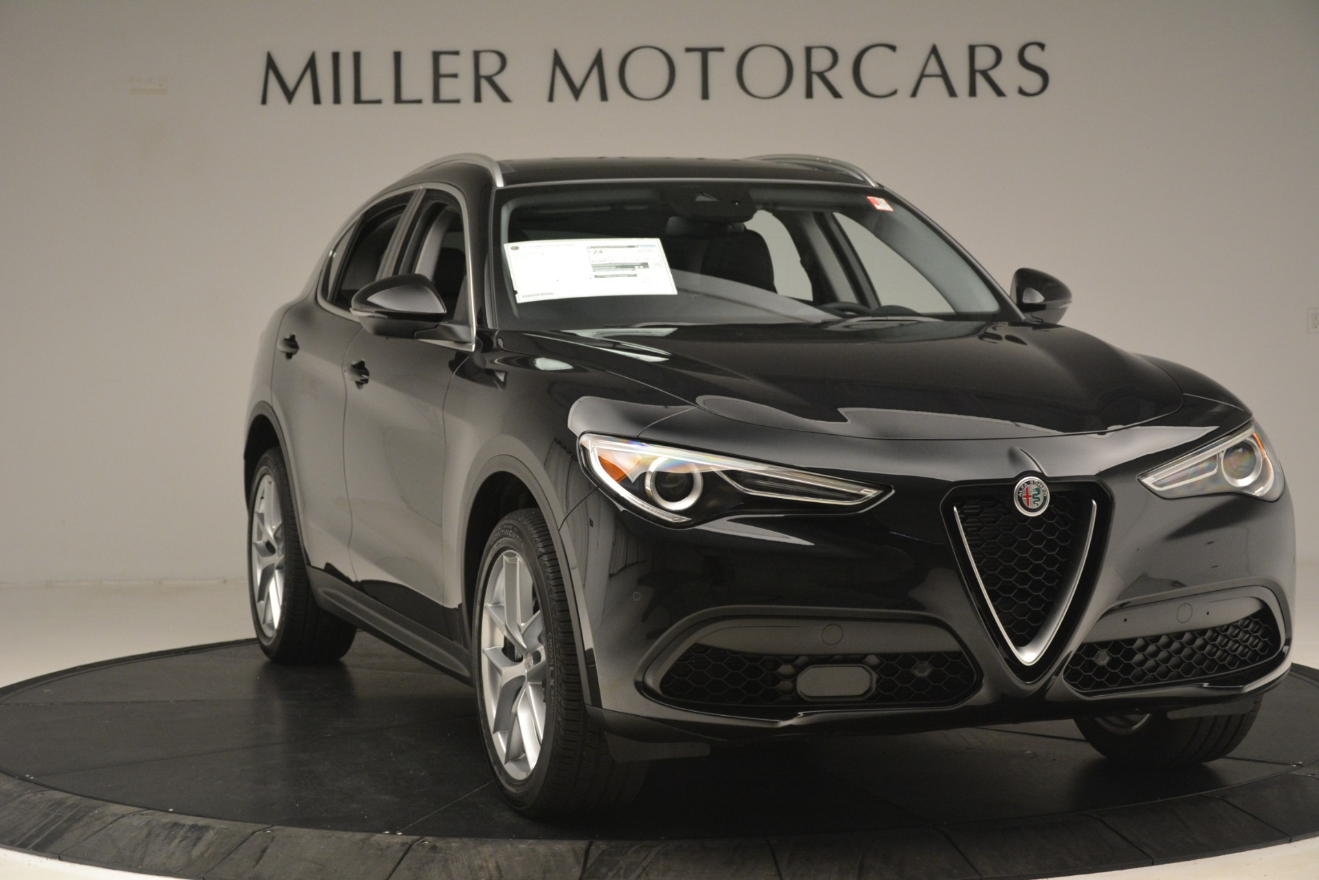 New 2019 Alfa Romeo Stelvio Ti Q4 For Sale In Westport, CT 3127_p11