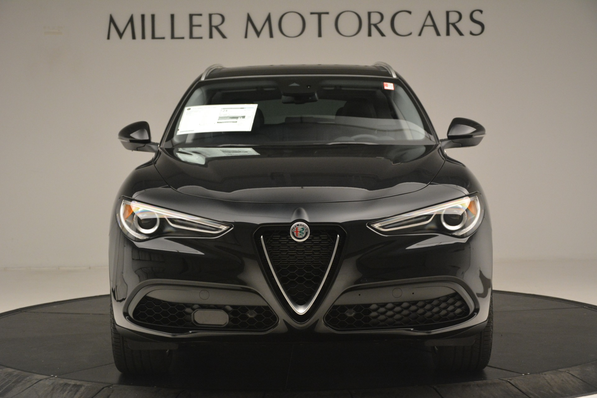 New 2019 Alfa Romeo Stelvio Ti Q4 For Sale In Westport, CT 3127_p12