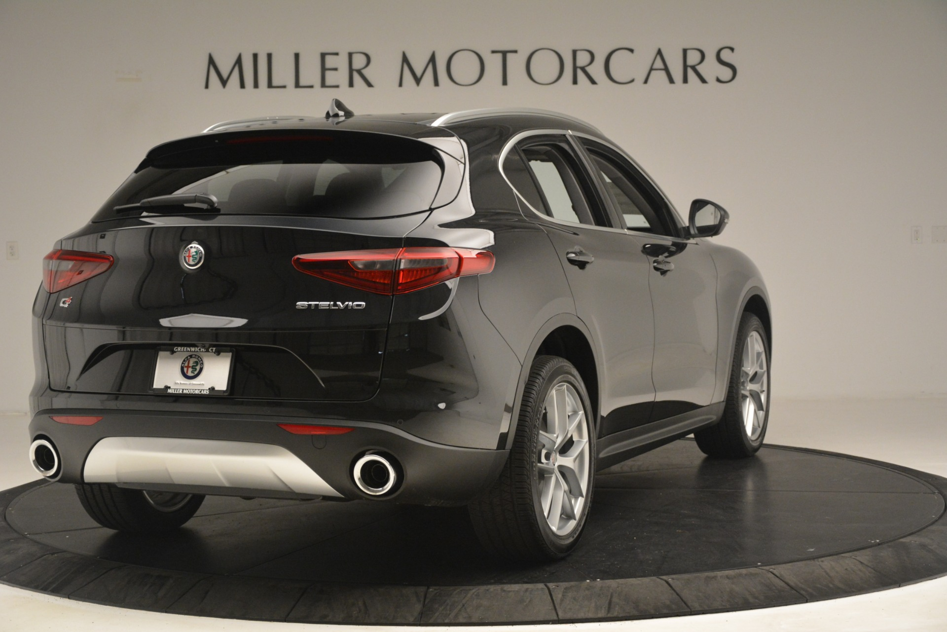 New 2019 Alfa Romeo Stelvio Ti Q4 For Sale In Westport, CT 3127_p7