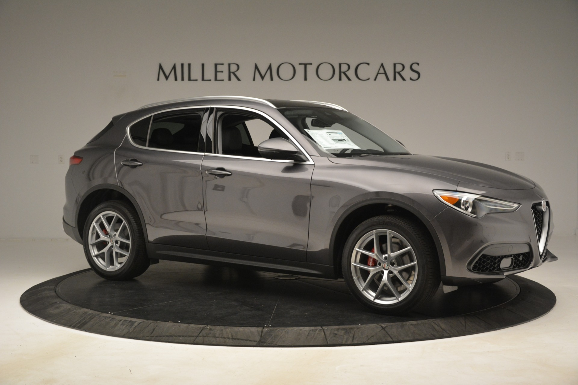 New 2019 Alfa Romeo Stelvio Ti Lusso Q4 For Sale In Westport, CT 3128_p10