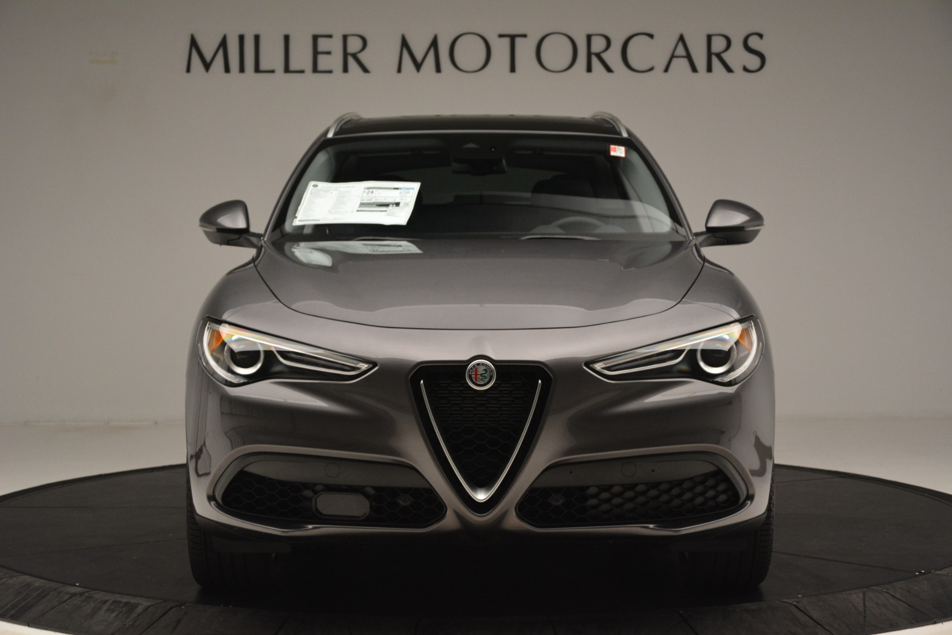 New 2019 Alfa Romeo Stelvio Ti Lusso Q4 For Sale In Westport, CT 3128_p12