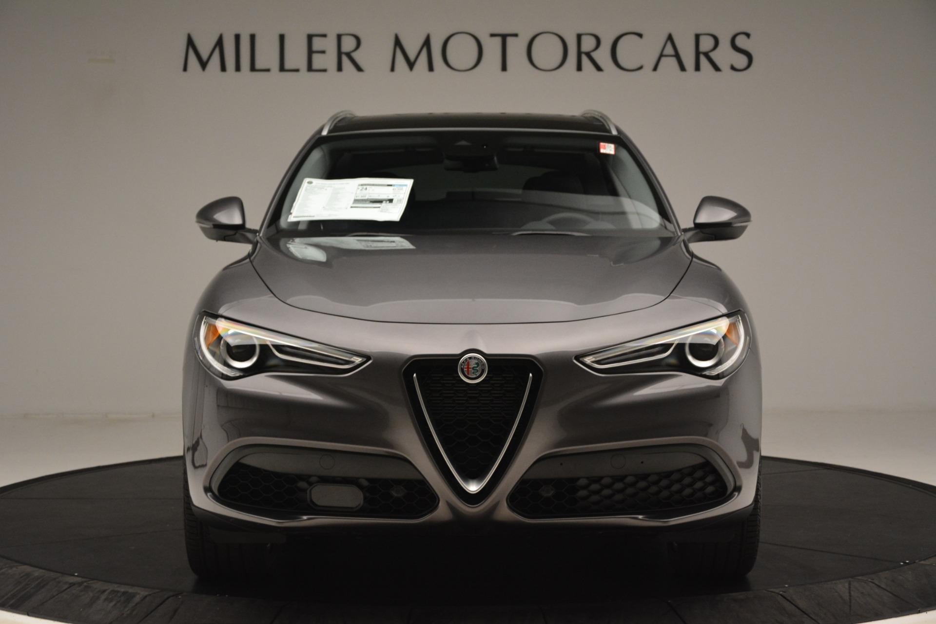New 2019 Alfa Romeo Stelvio Ti Lusso Q4 For Sale In Westport, CT 3129_p12