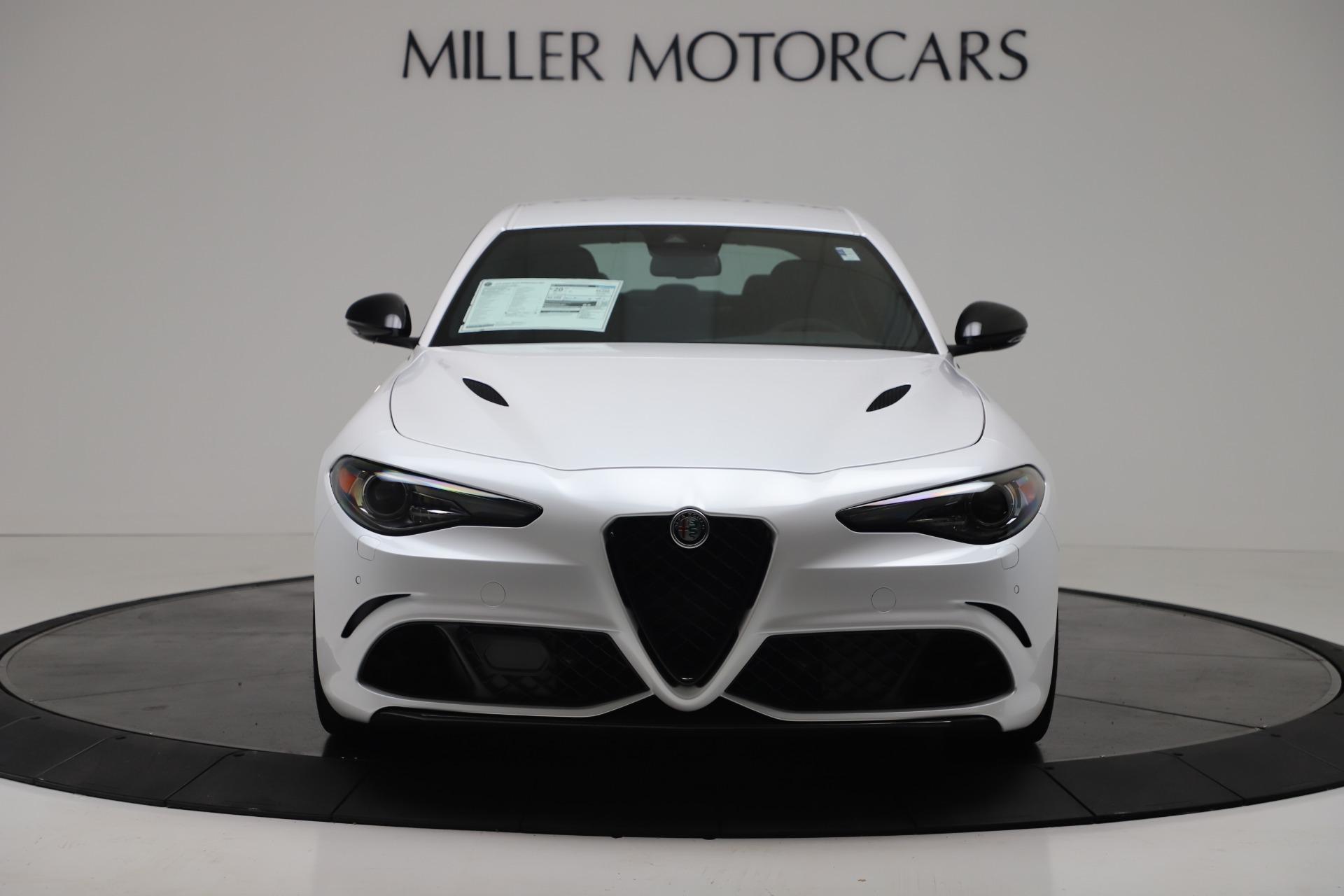 New 2019 Alfa Romeo Giulia Quadrifoglio For Sale In Westport, CT 3130_p12