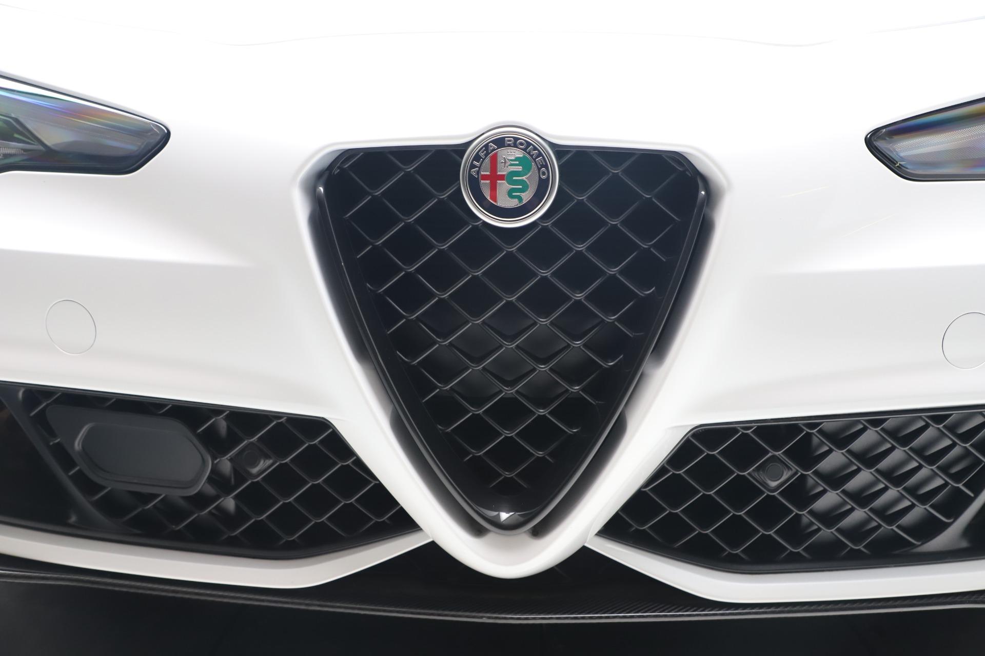 New 2019 Alfa Romeo Giulia Quadrifoglio For Sale In Westport, CT 3130_p31