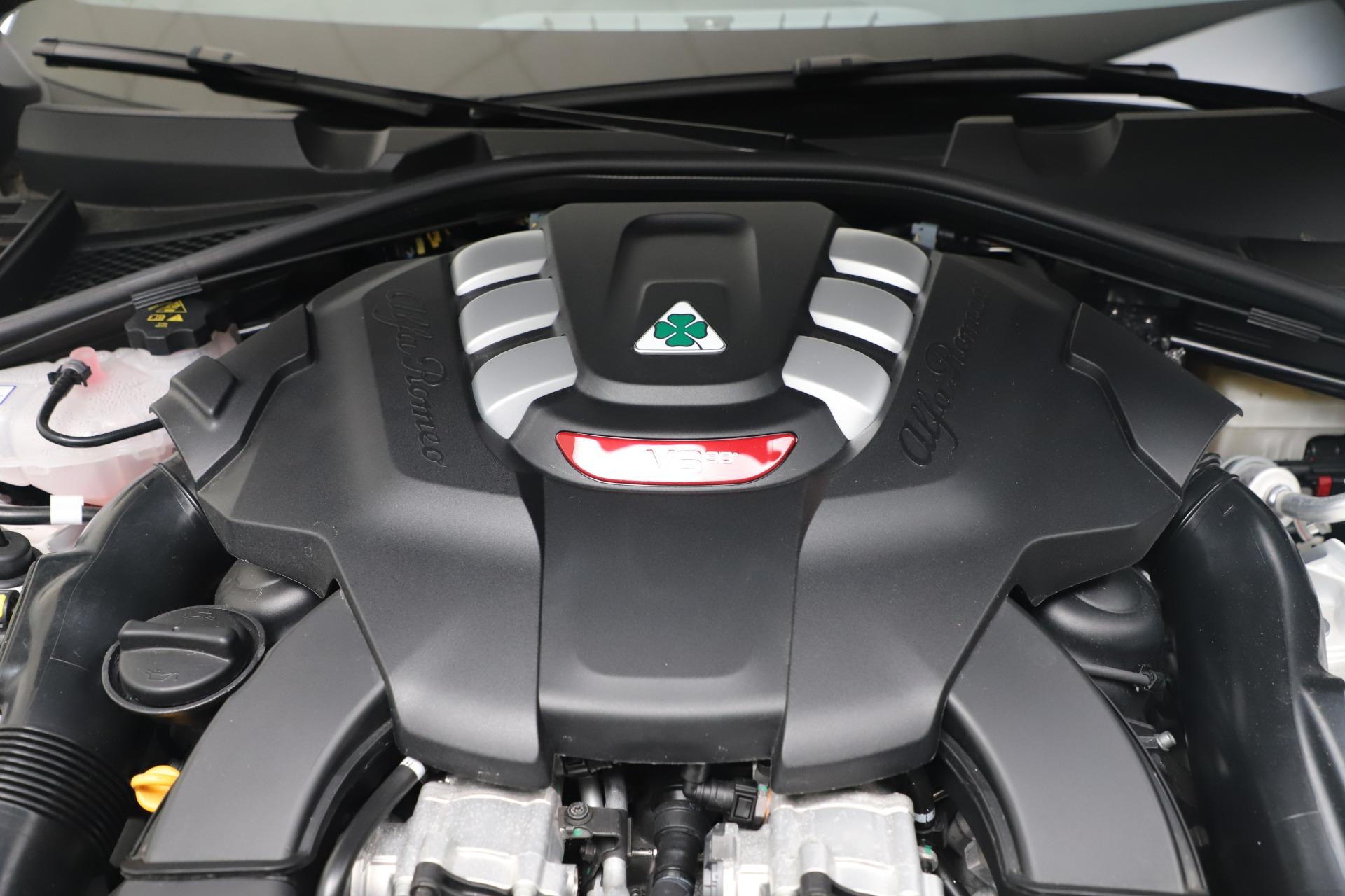New 2019 Alfa Romeo Giulia Quadrifoglio For Sale In Westport, CT 3130_p39