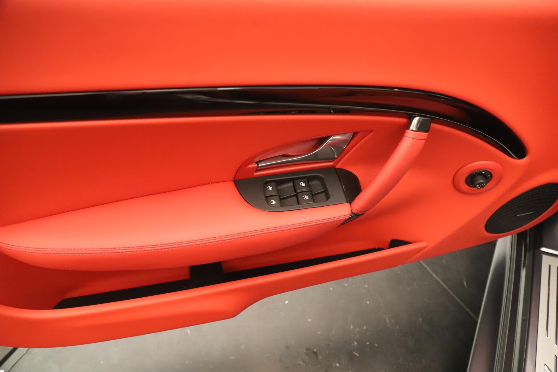 New 2018 Maserati GranTurismo Sport Convertible For Sale In Westport, CT 3131_p23