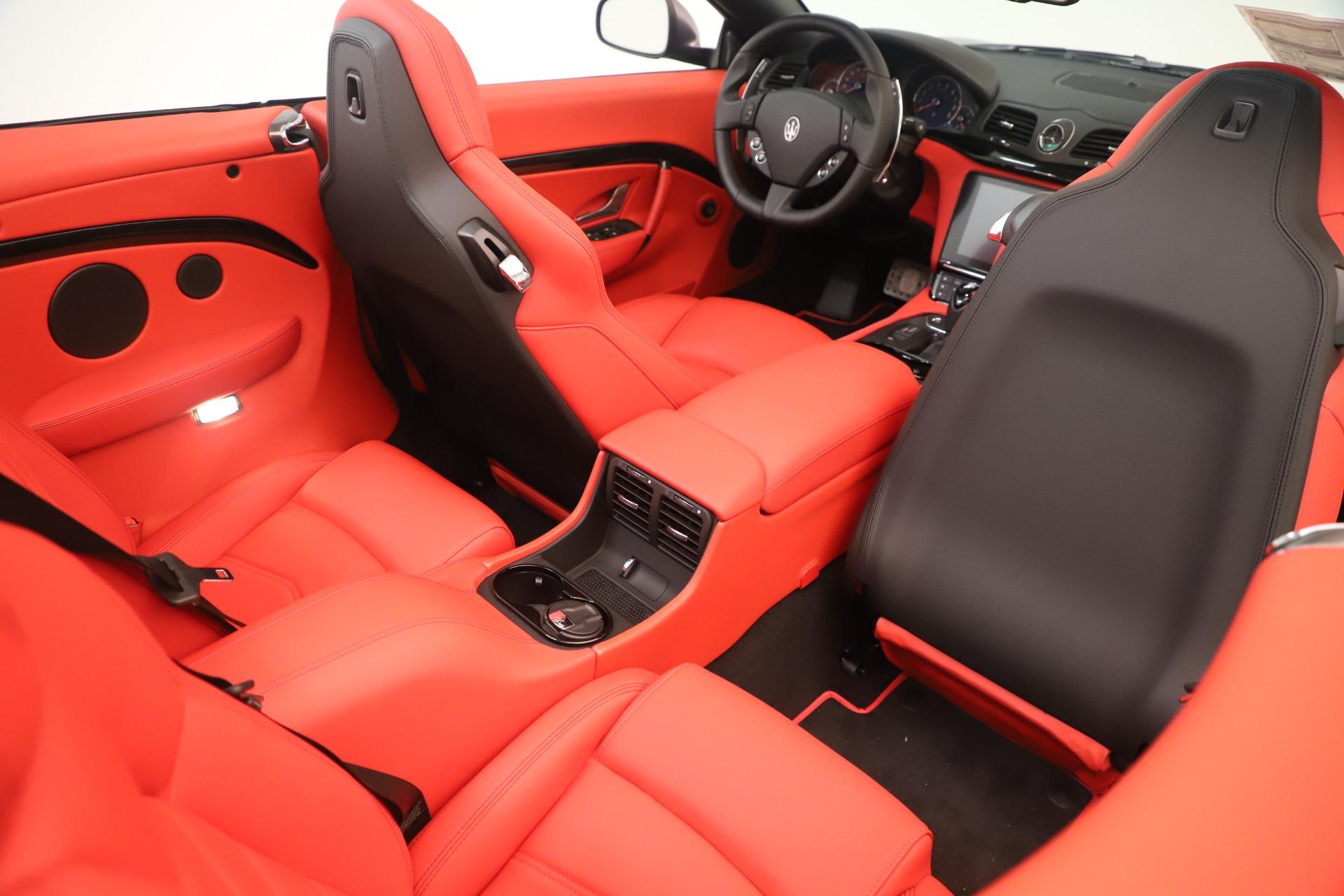 New 2018 Maserati GranTurismo Sport Convertible For Sale In Westport, CT 3131_p31