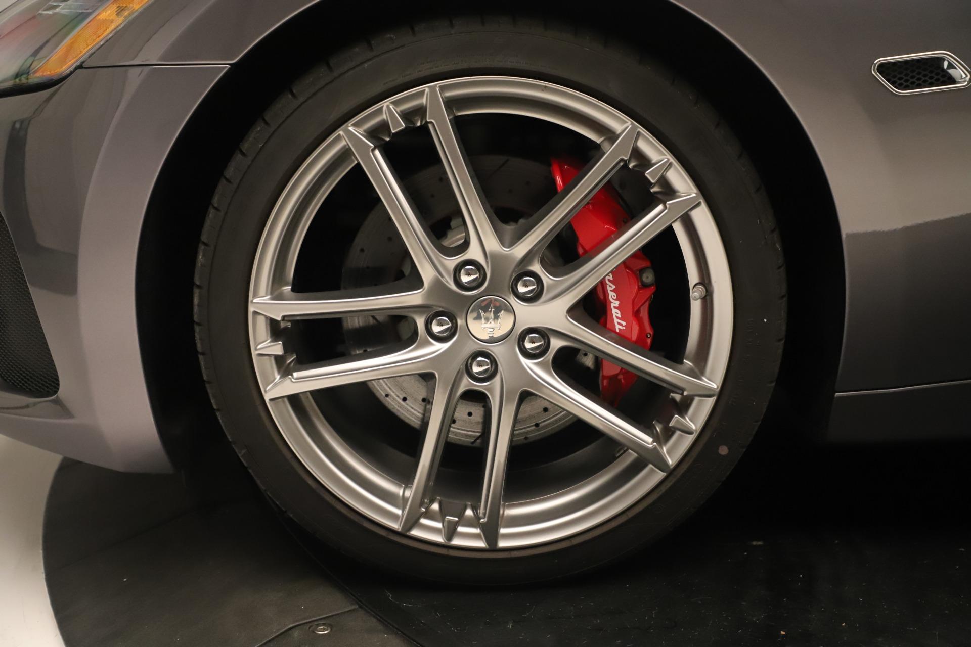 New 2018 Maserati GranTurismo Sport Convertible For Sale In Westport, CT 3131_p33