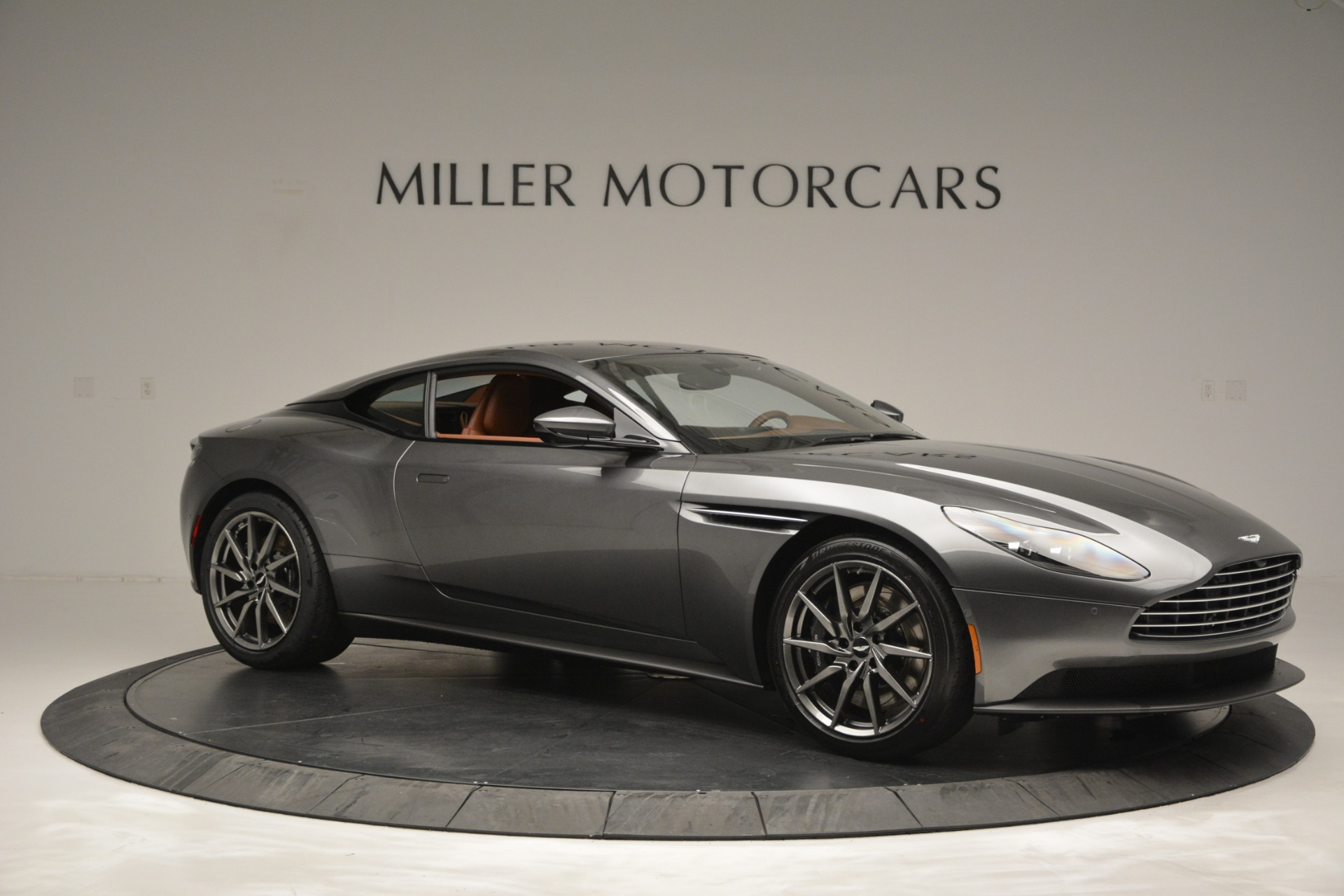 New 2019 Aston Martin DB11 V8 For Sale In Westport, CT 3134_p10