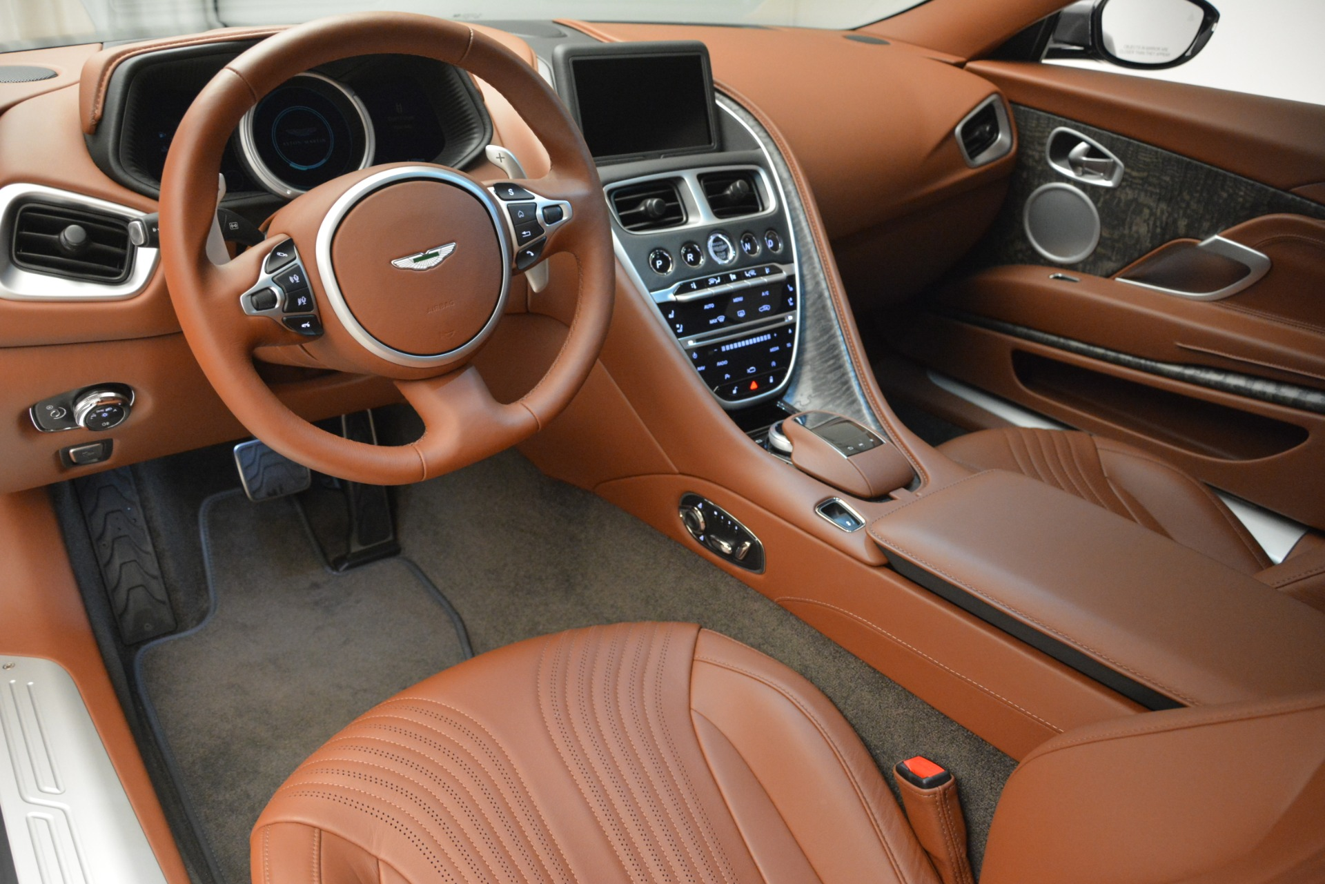 New 2019 Aston Martin DB11 V8 For Sale In Westport, CT 3134_p14