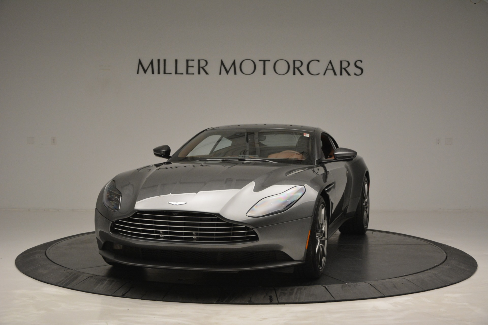 New 2019 Aston Martin DB11 V8 For Sale In Westport, CT 3134_p2