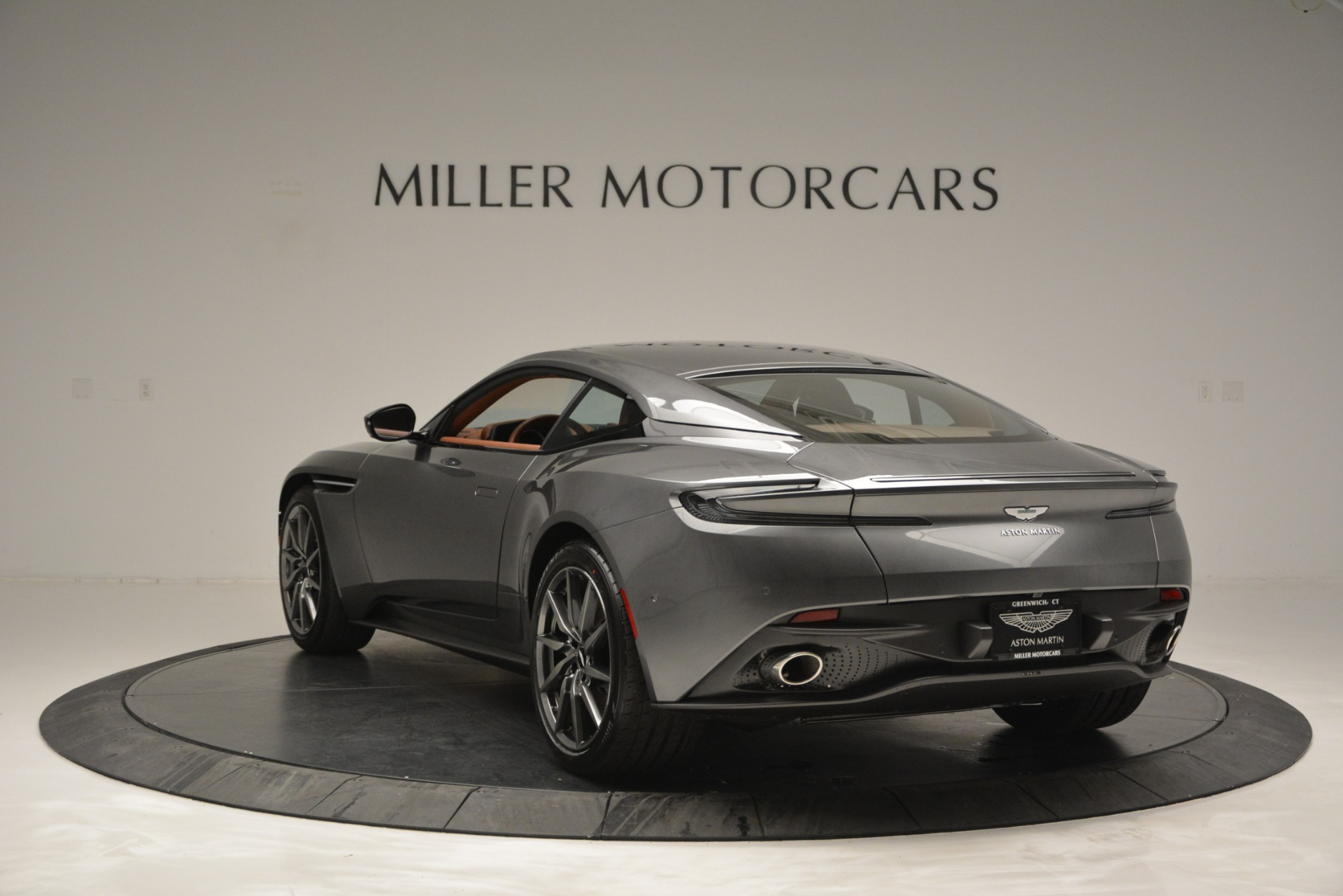 New 2019 Aston Martin DB11 V8 Coupe For Sale In Westport, CT 3134_p5
