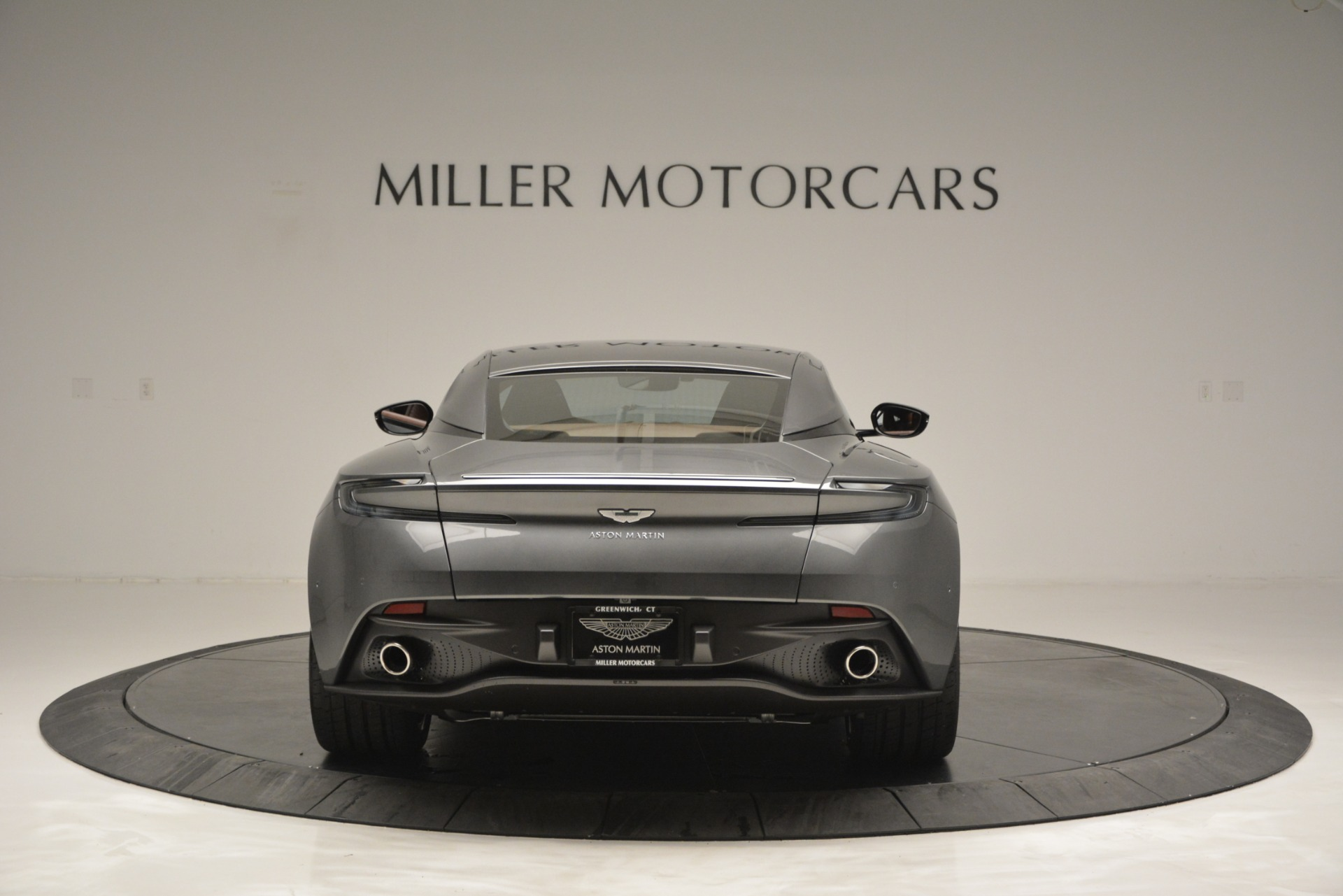 New 2019 Aston Martin DB11 V8 For Sale In Westport, CT 3134_p6