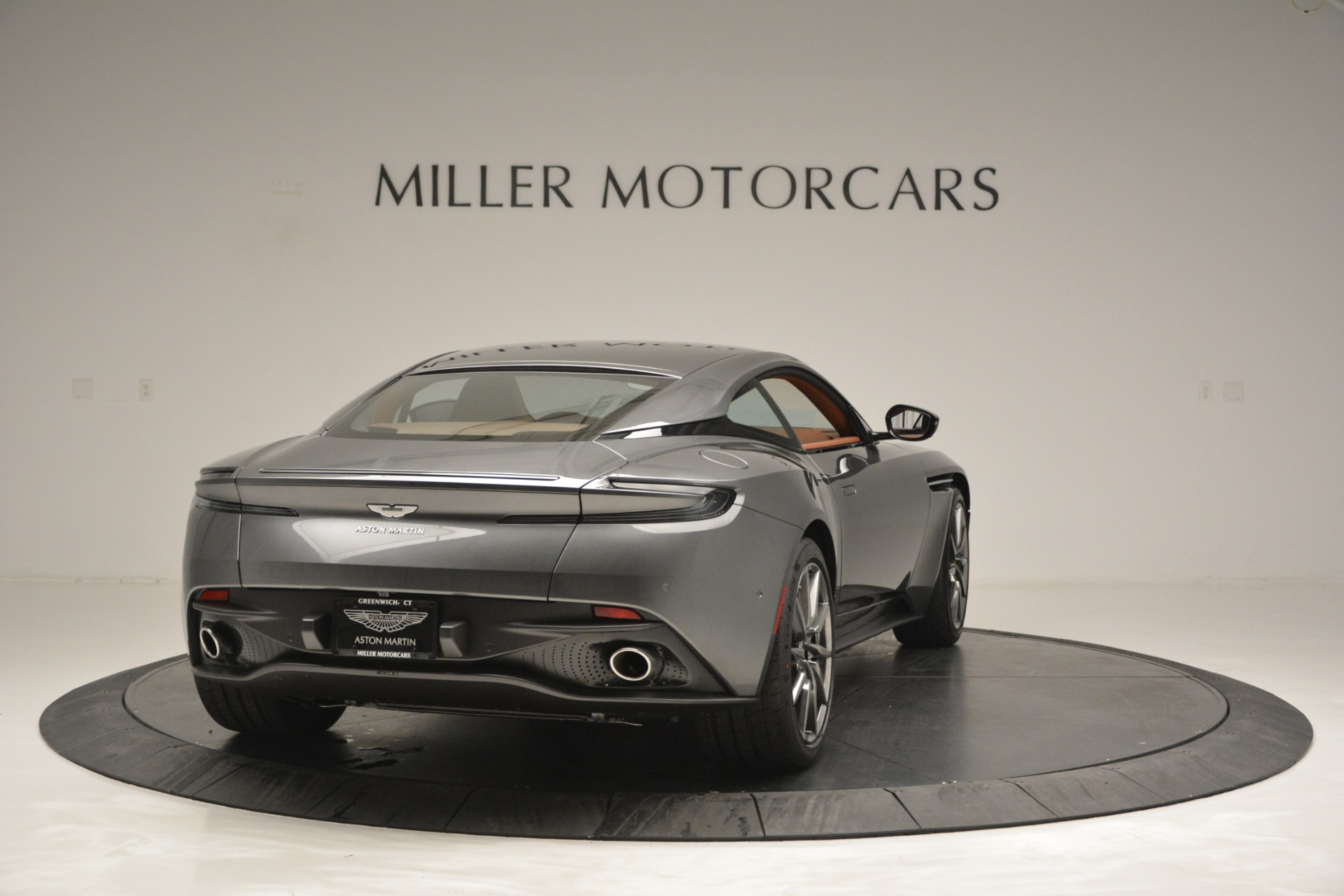 New 2019 Aston Martin DB11 V8 For Sale In Westport, CT 3134_p7