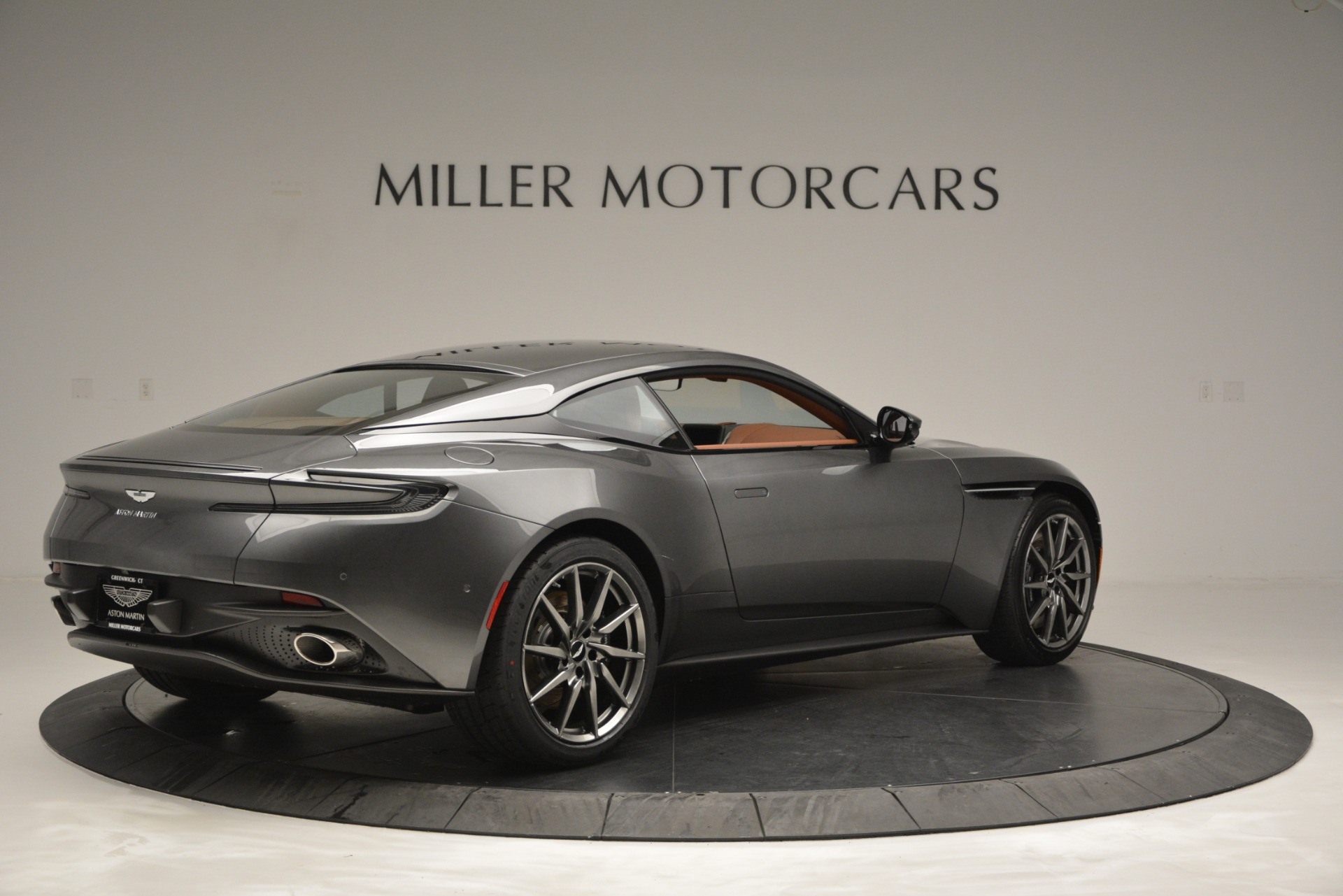 New 2019 Aston Martin DB11 V8 Coupe For Sale In Westport, CT 3134_p8