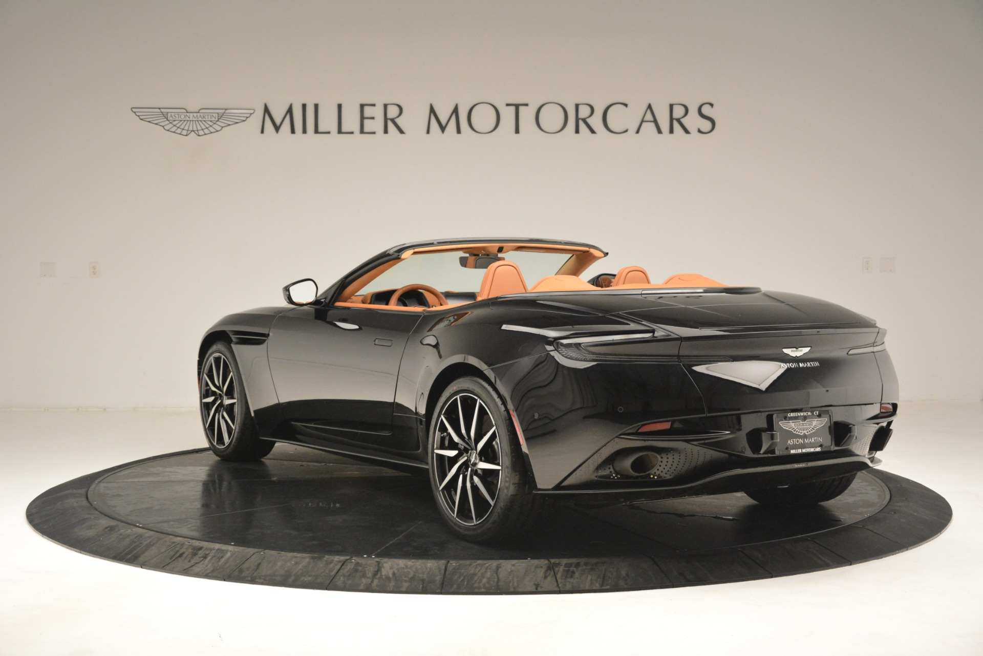 New 2019 Aston Martin DB11 V8 Convertible For Sale In Westport, CT 3135_p5