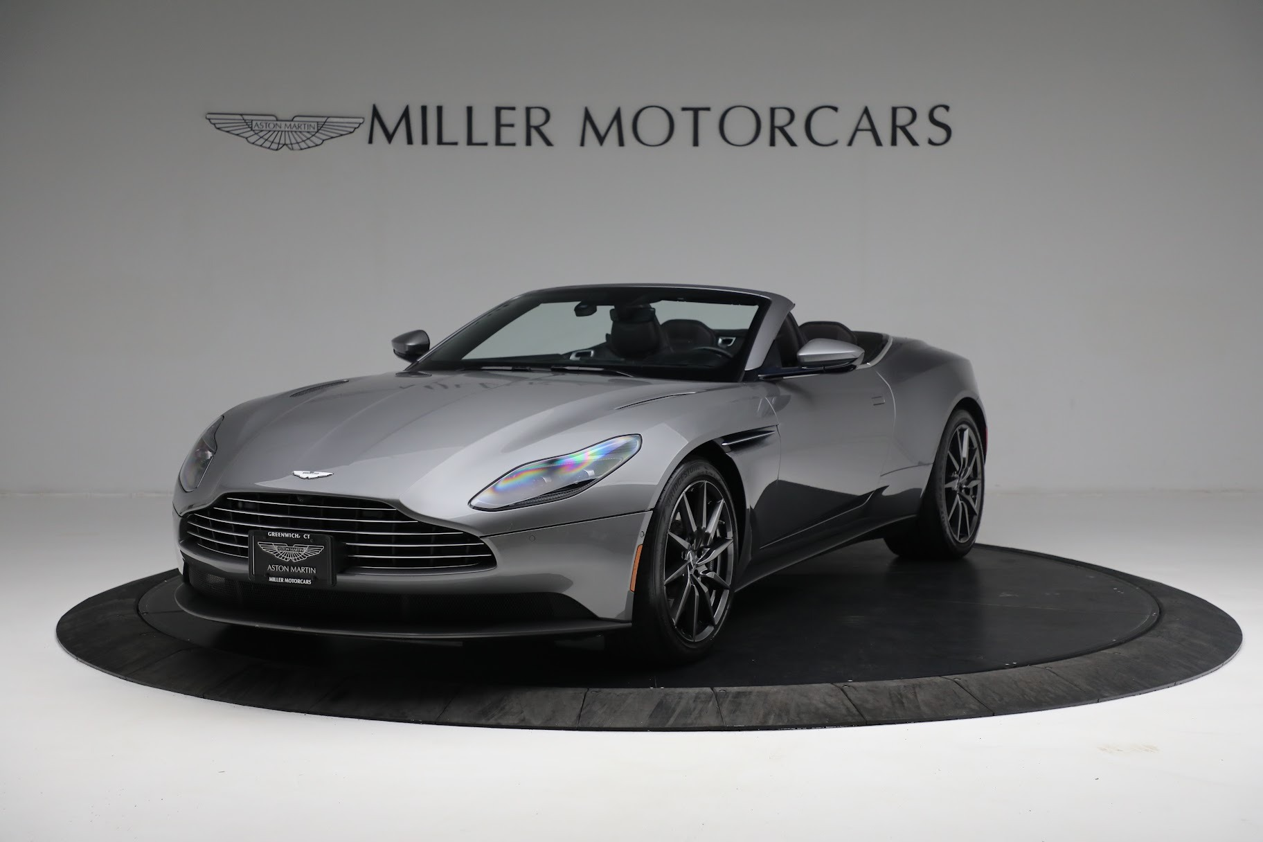New 2019 Aston Martin DB11 V8 Convertible For Sale In Westport, CT 3136_main