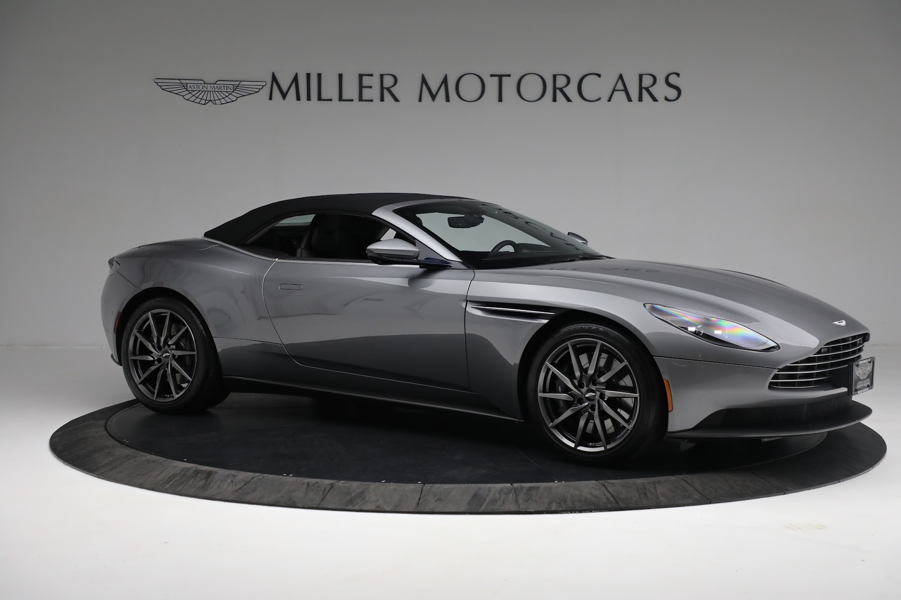 New 2019 Aston Martin DB11 V8 Convertible For Sale In Westport, CT 3136_p16