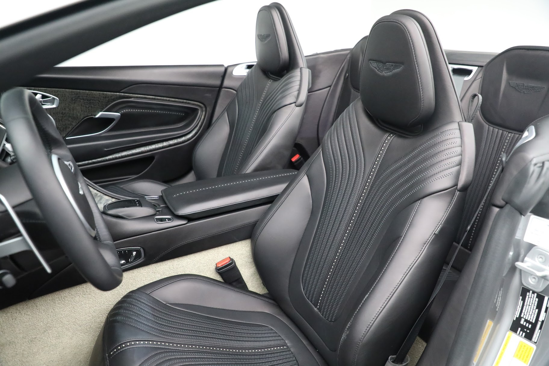 New 2019 Aston Martin DB11 V8 Convertible For Sale In Westport, CT 3136_p20