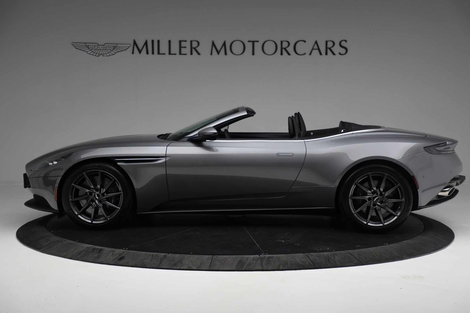 New 2019 Aston Martin DB11 V8 Convertible For Sale In Westport, CT 3136_p2