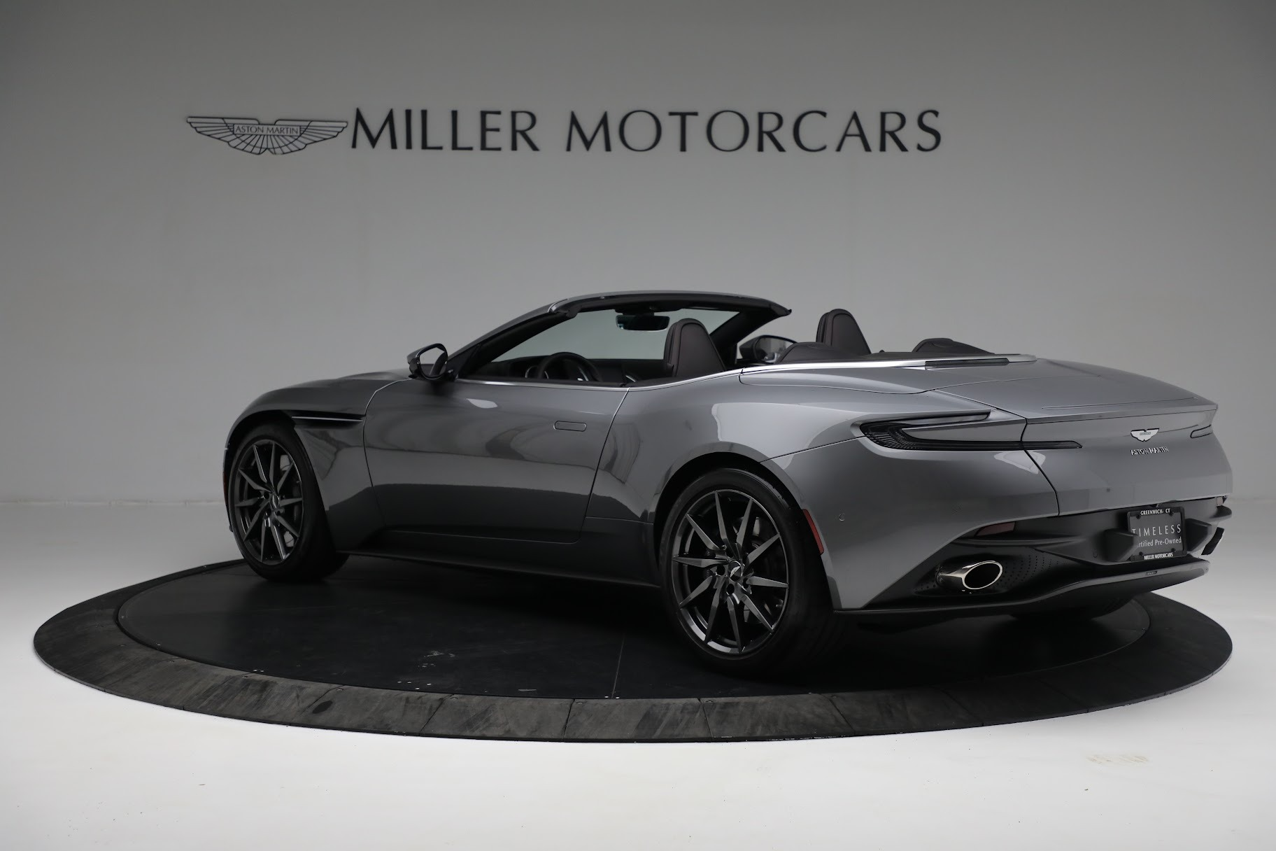 New 2019 Aston Martin DB11 V8 Convertible For Sale In Westport, CT 3136_p4