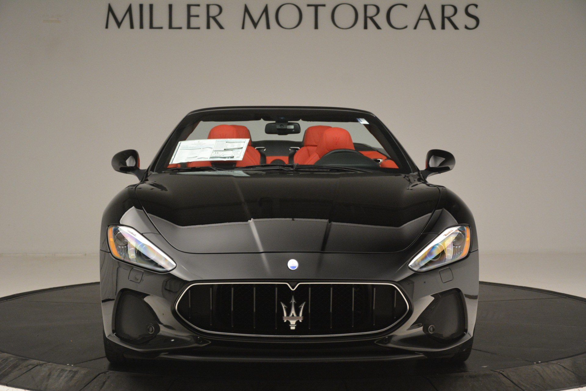 New 2018 Maserati GranTurismo Sport Convertible For Sale In Westport, CT 3137_p23