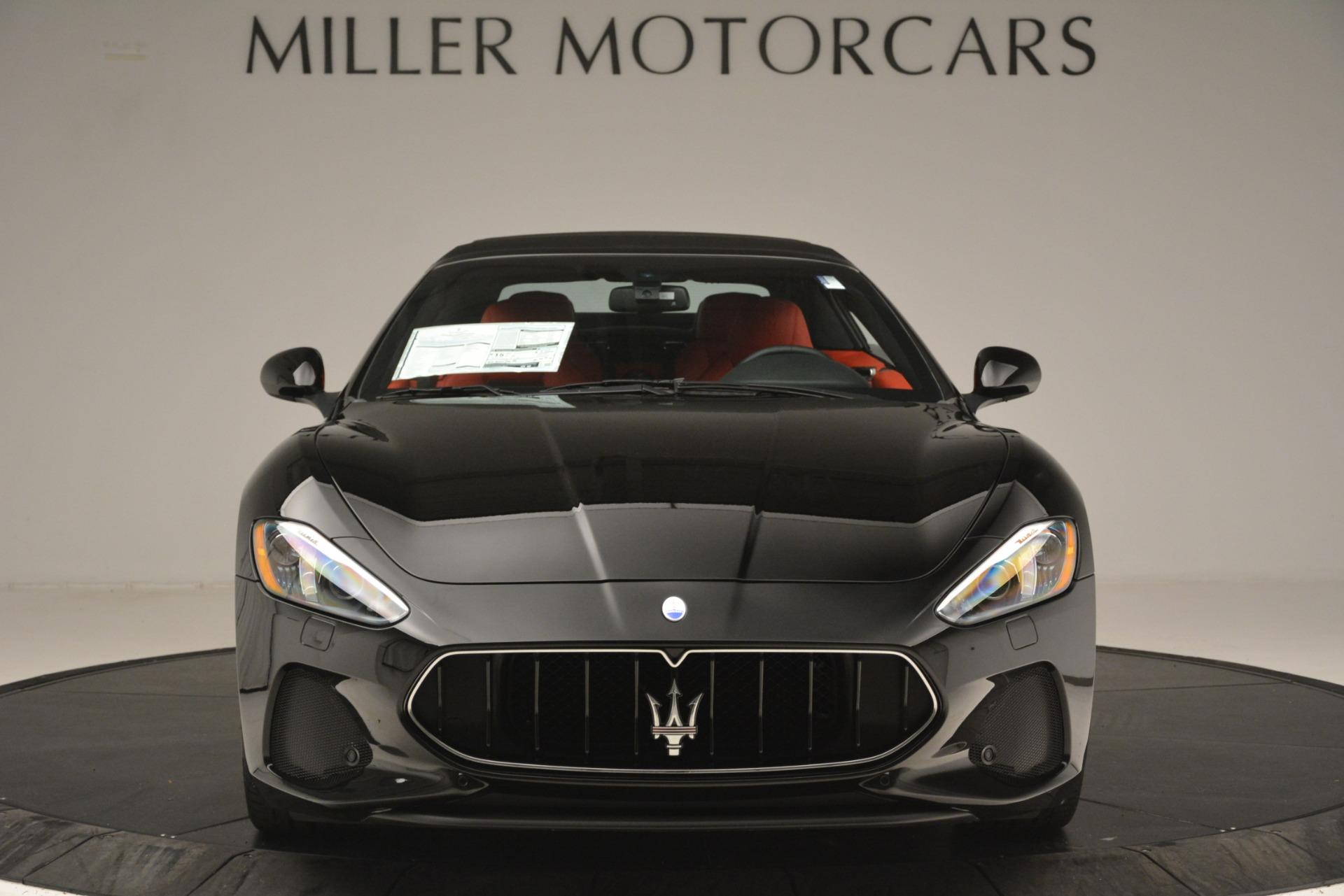New 2018 Maserati GranTurismo Sport Convertible For Sale In Westport, CT 3137_p24