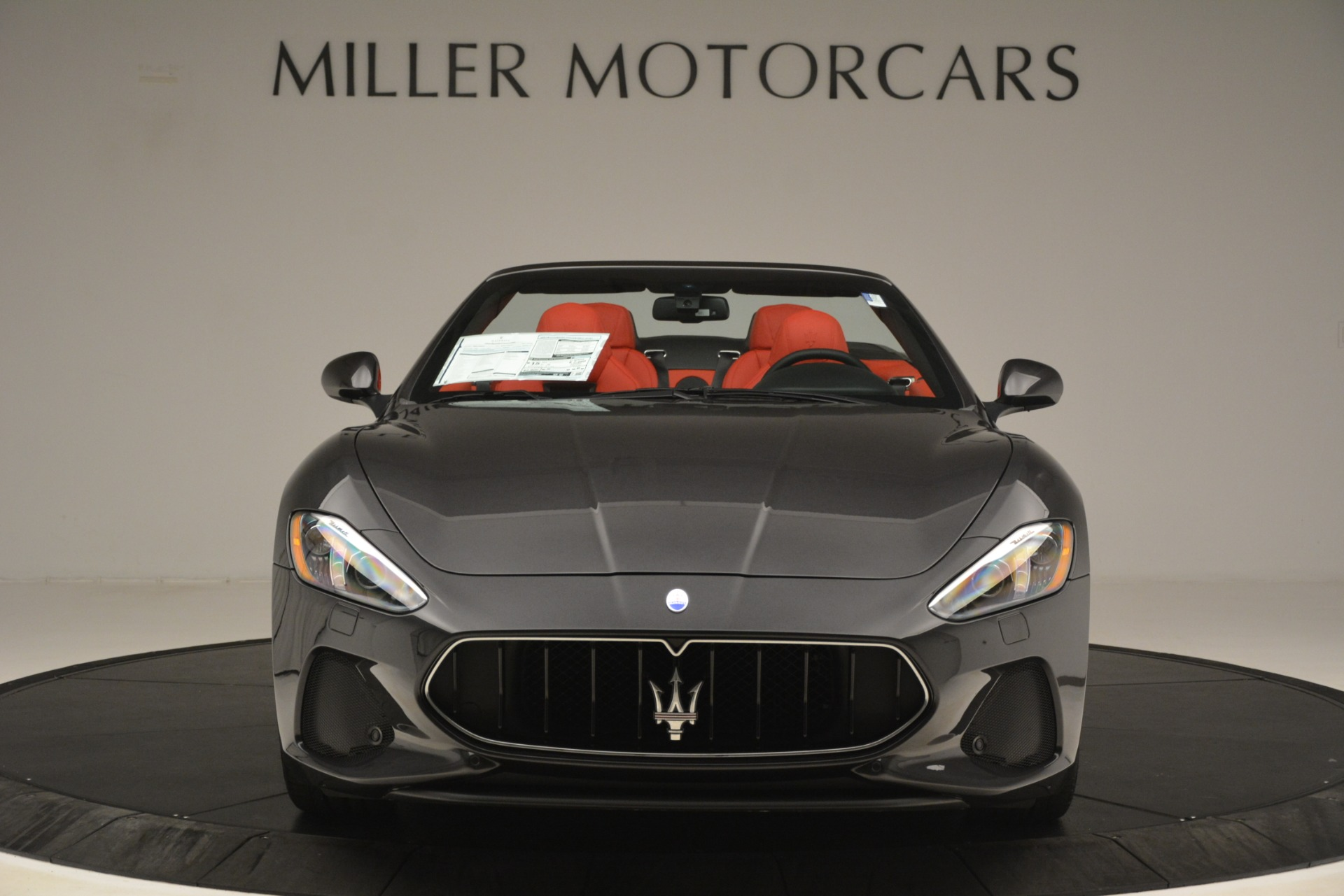 New 2018 Maserati GranTurismo Sport Convertible For Sale In Westport, CT 3138_p23