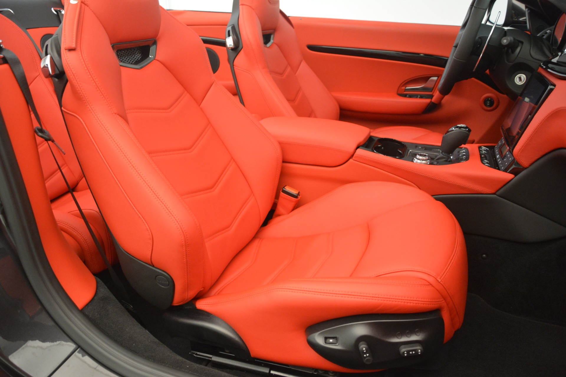 New 2018 Maserati GranTurismo Sport Convertible For Sale In Westport, CT 3138_p34