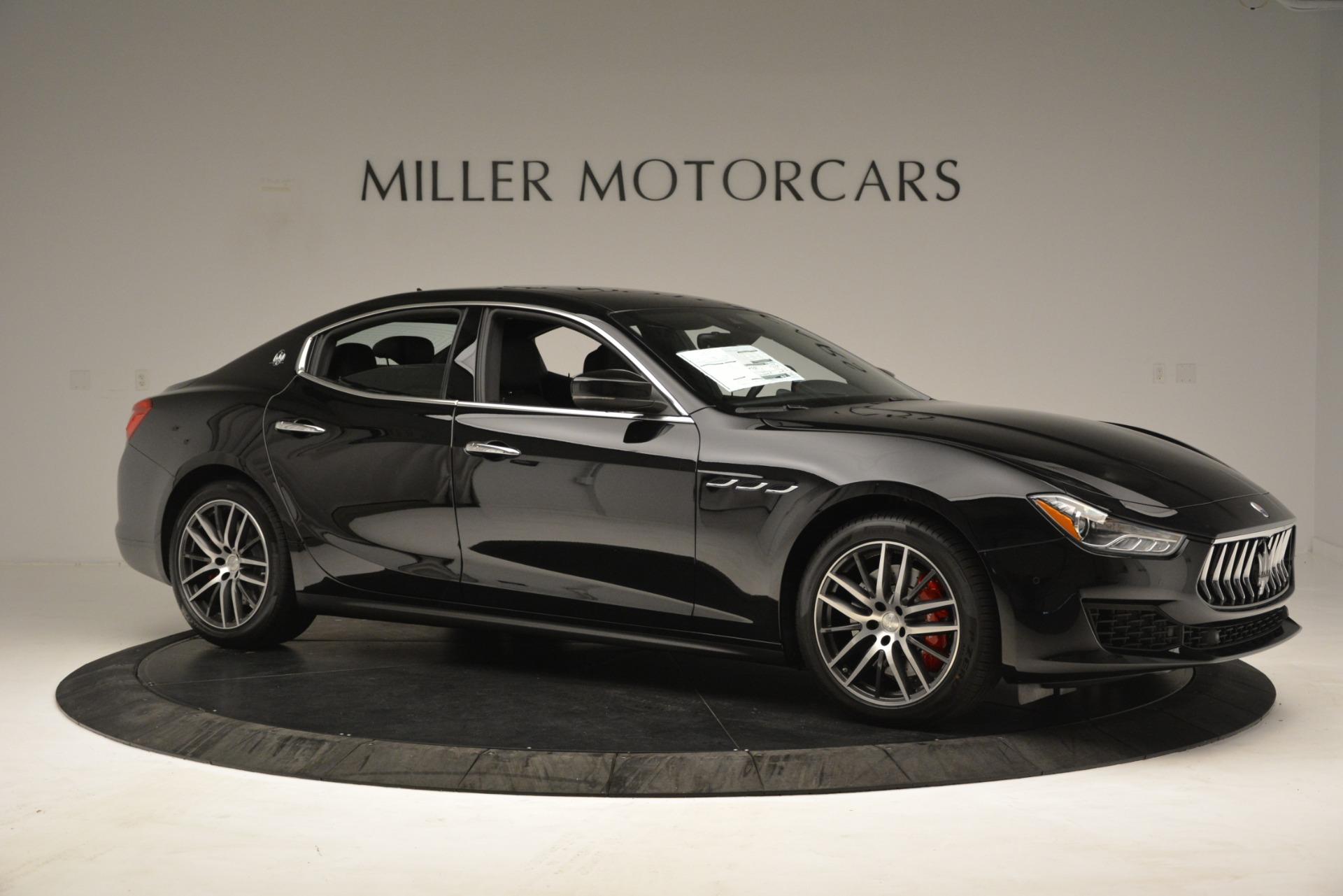 New 2019 Maserati Ghibli S Q4 For Sale In Westport, CT 3139_p10