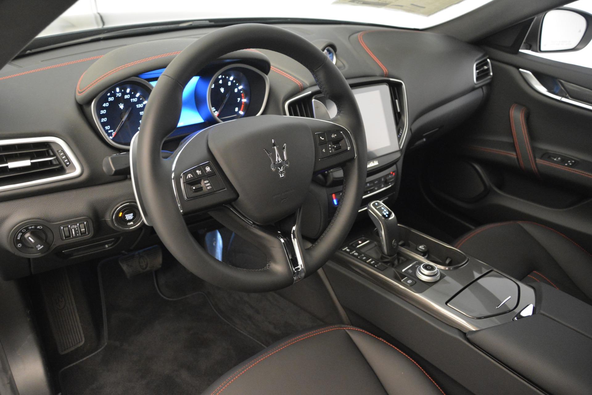 New 2019 Maserati Ghibli S Q4 For Sale In Westport, CT 3139_p13
