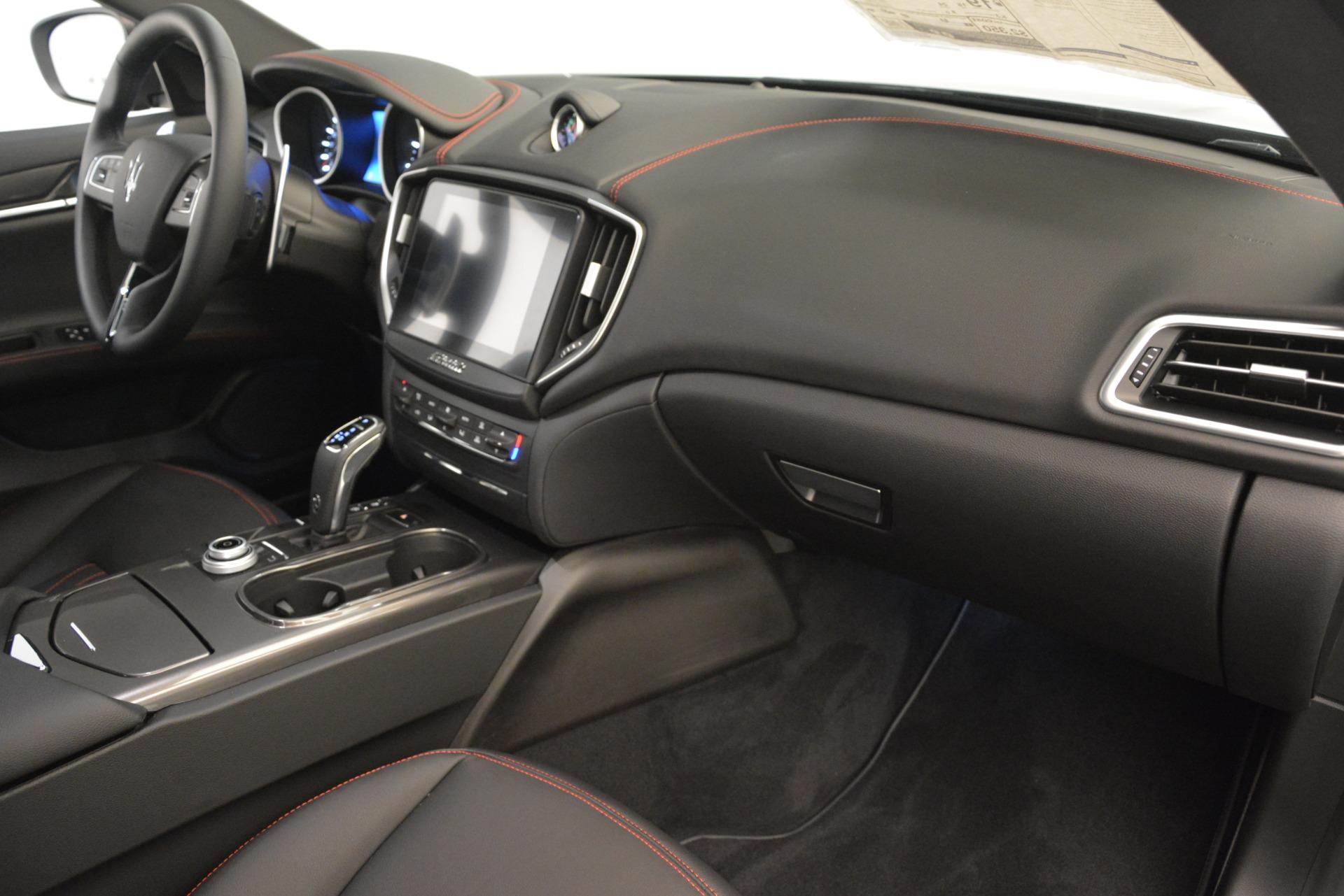 New 2019 Maserati Ghibli S Q4 For Sale In Westport, CT 3139_p22