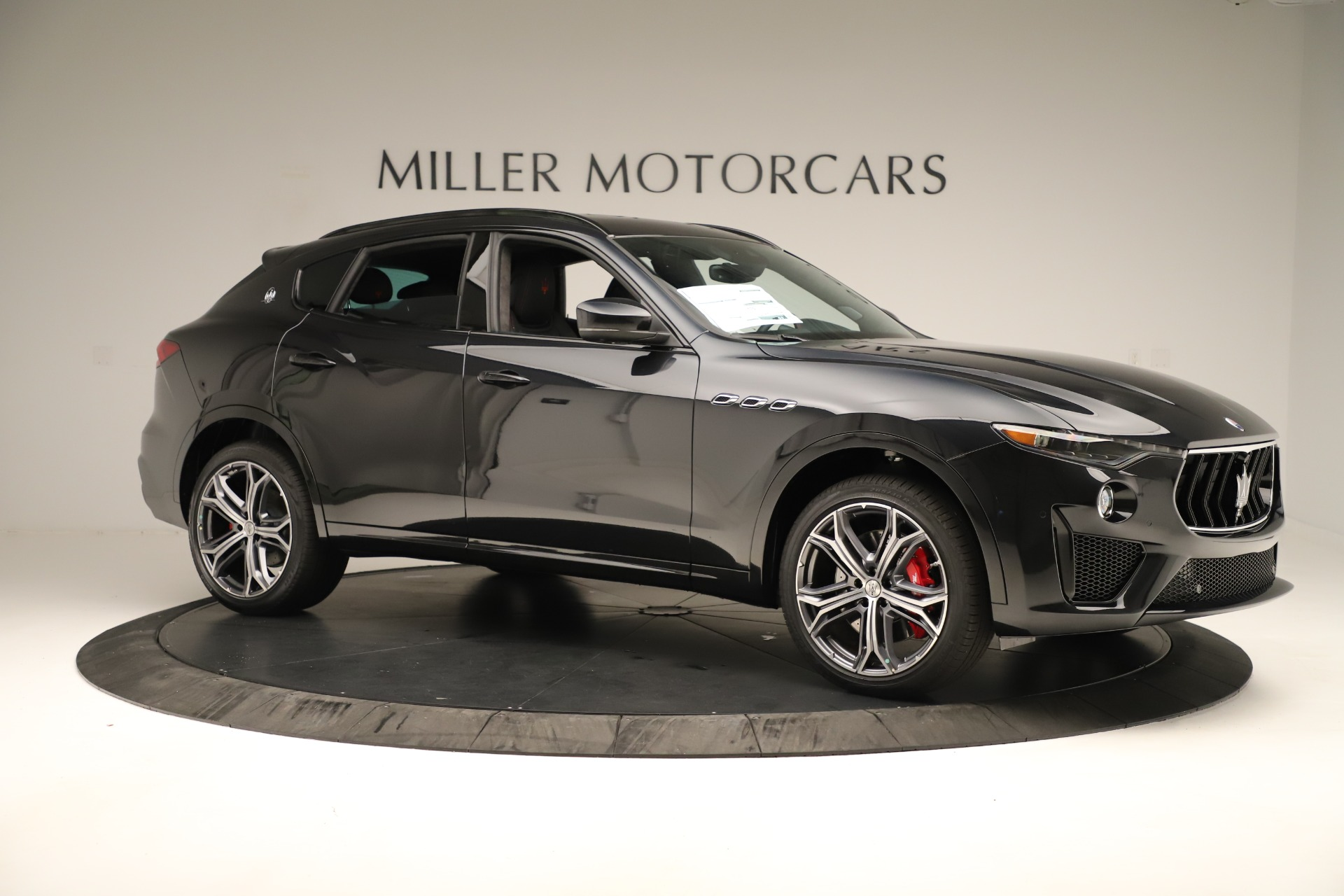 New 2019 Maserati Levante GTS For Sale In Westport, CT 3140_p10